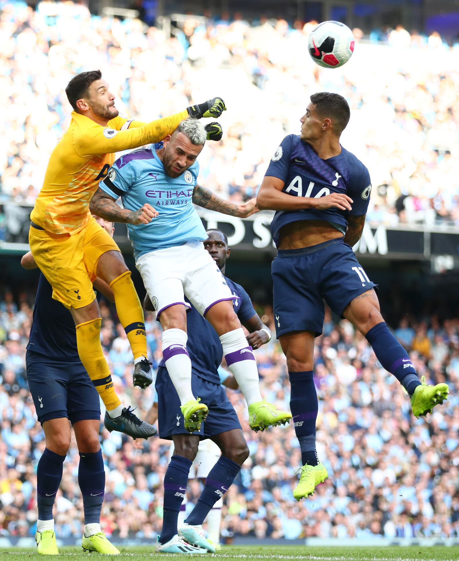 Tottenham Hotspur Top XI on form as of Matchday 4