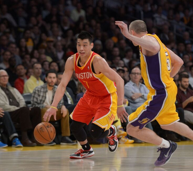 Houston Rockets X Lakers: Report: Houston Rockets Trade Jeremy Lin To Lakers