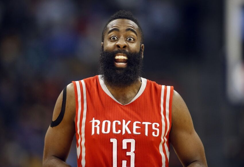 3b93cccae0e Houston Rockets  James Harden To Sign A Super-Max Contract In 2017
