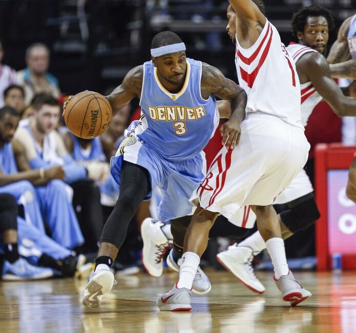 Report: Rockets Expressing Interest In Ty Lawson