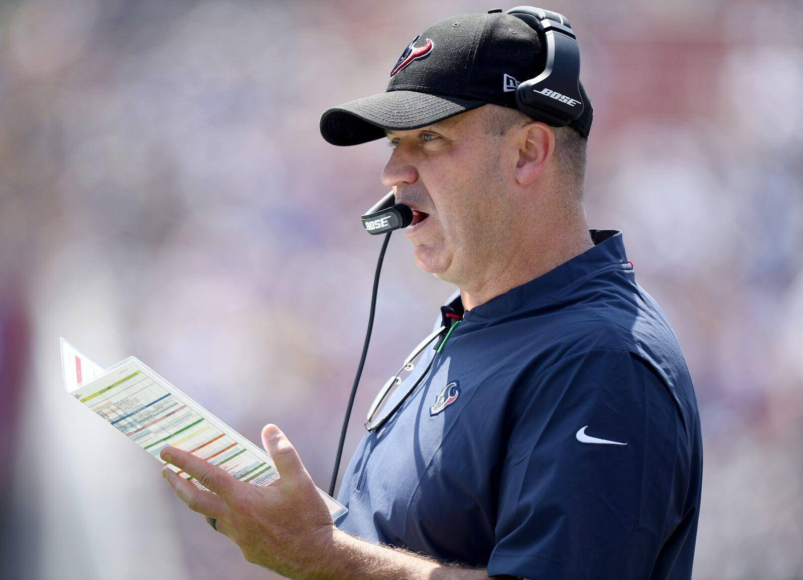 Houston Texans: ESPN makes a not so bold prediction about a roster cut