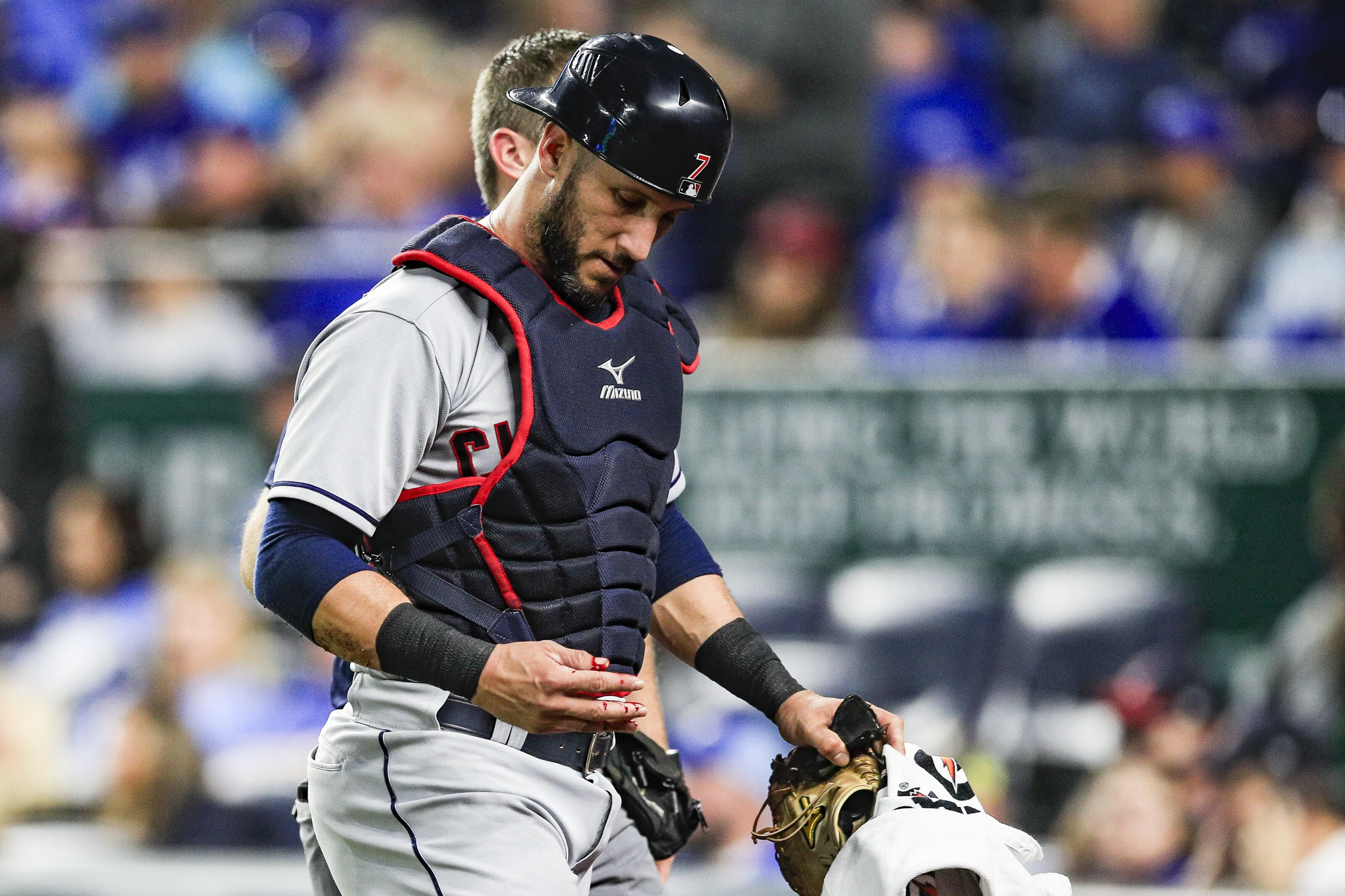 21bab19ae Houston Astros Rumors  Trading for Yan Gomes is the answer at catcher