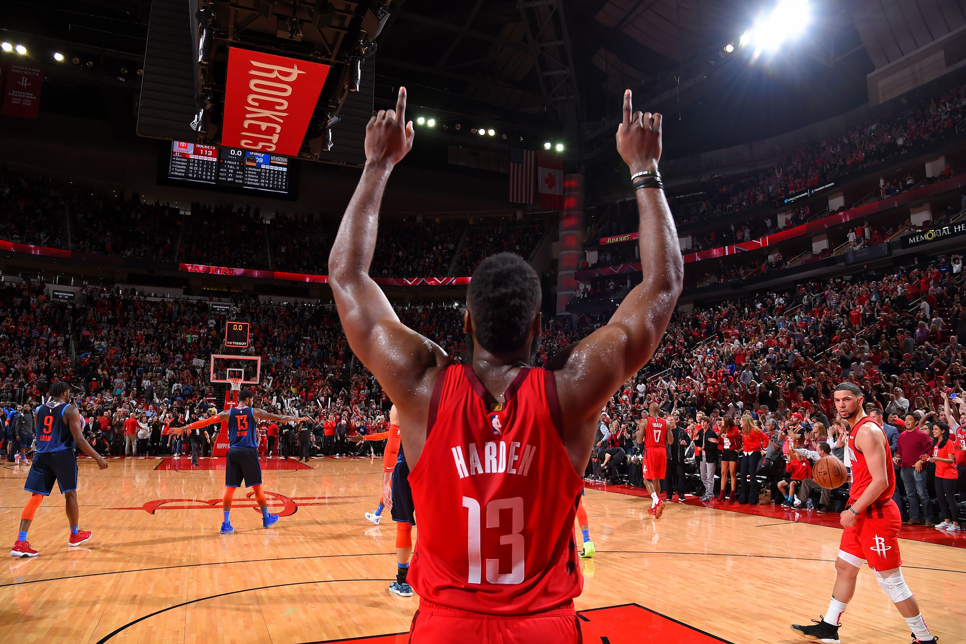 e0b9ff58a222 Houston Rockets  How Harden became the game s most hated player