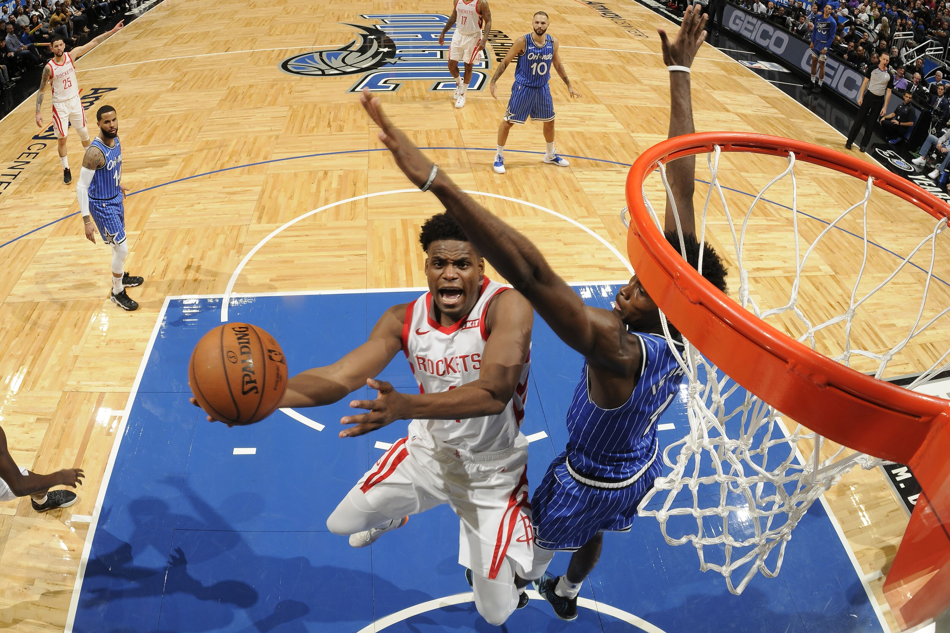 31d6dd8898e2 Houston Rockets  Danuel House is a key ingredient for a championship