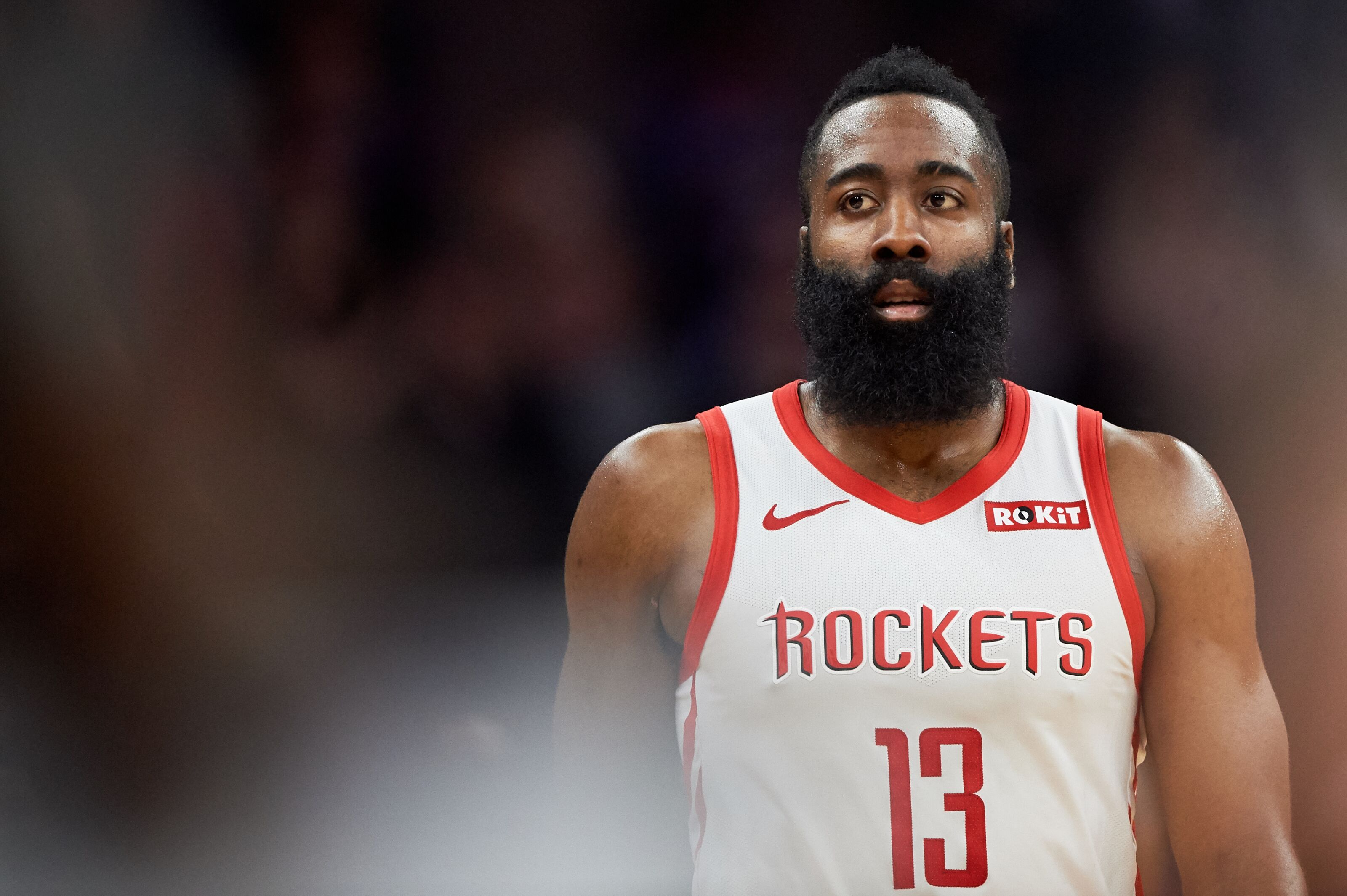 b66b22c16ef Houston Rockets  James Harden s defense is effective but has dropped off