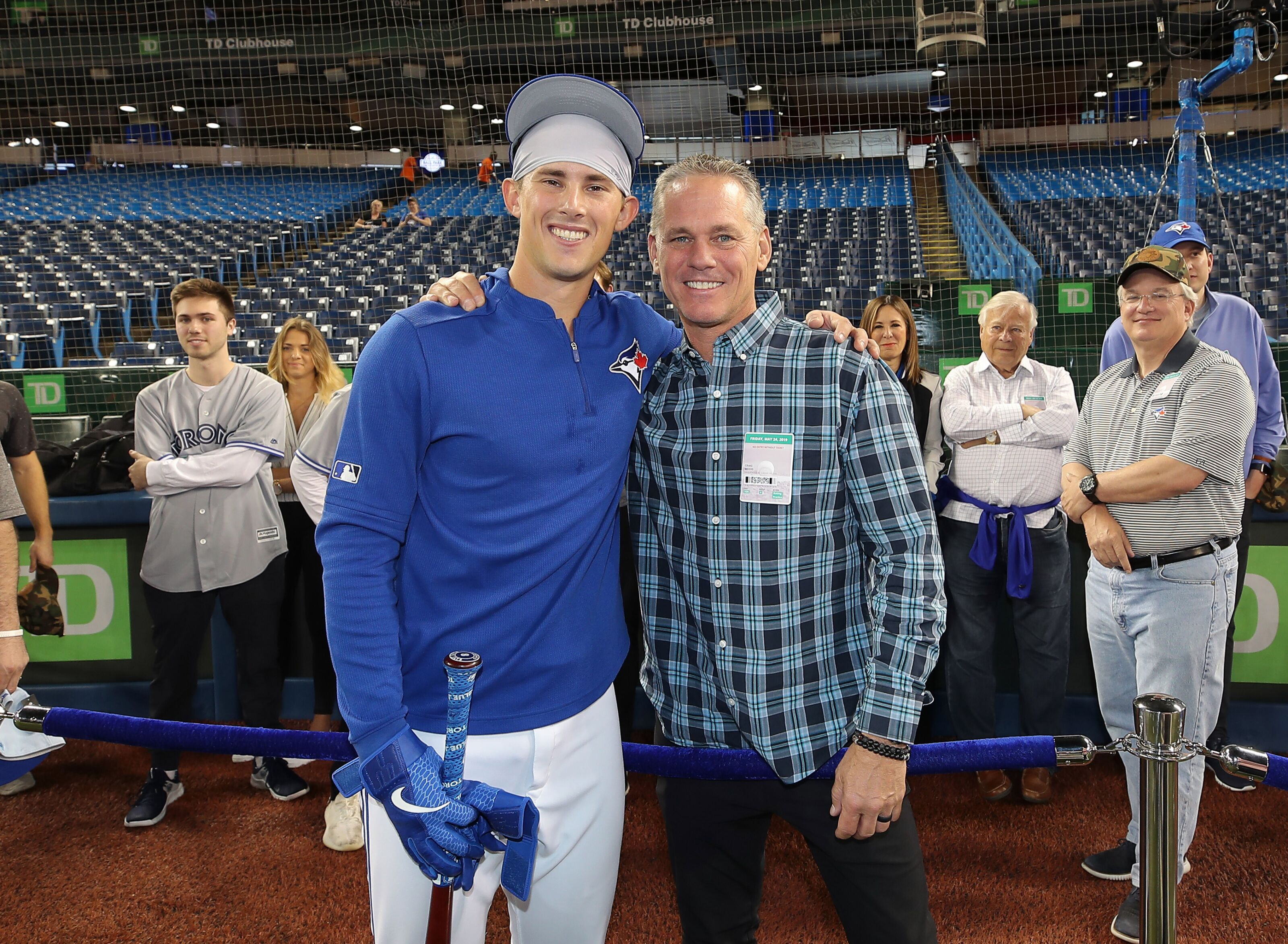 Houston Astros: The Biggio Legacy Lives on in Cavan Biggio