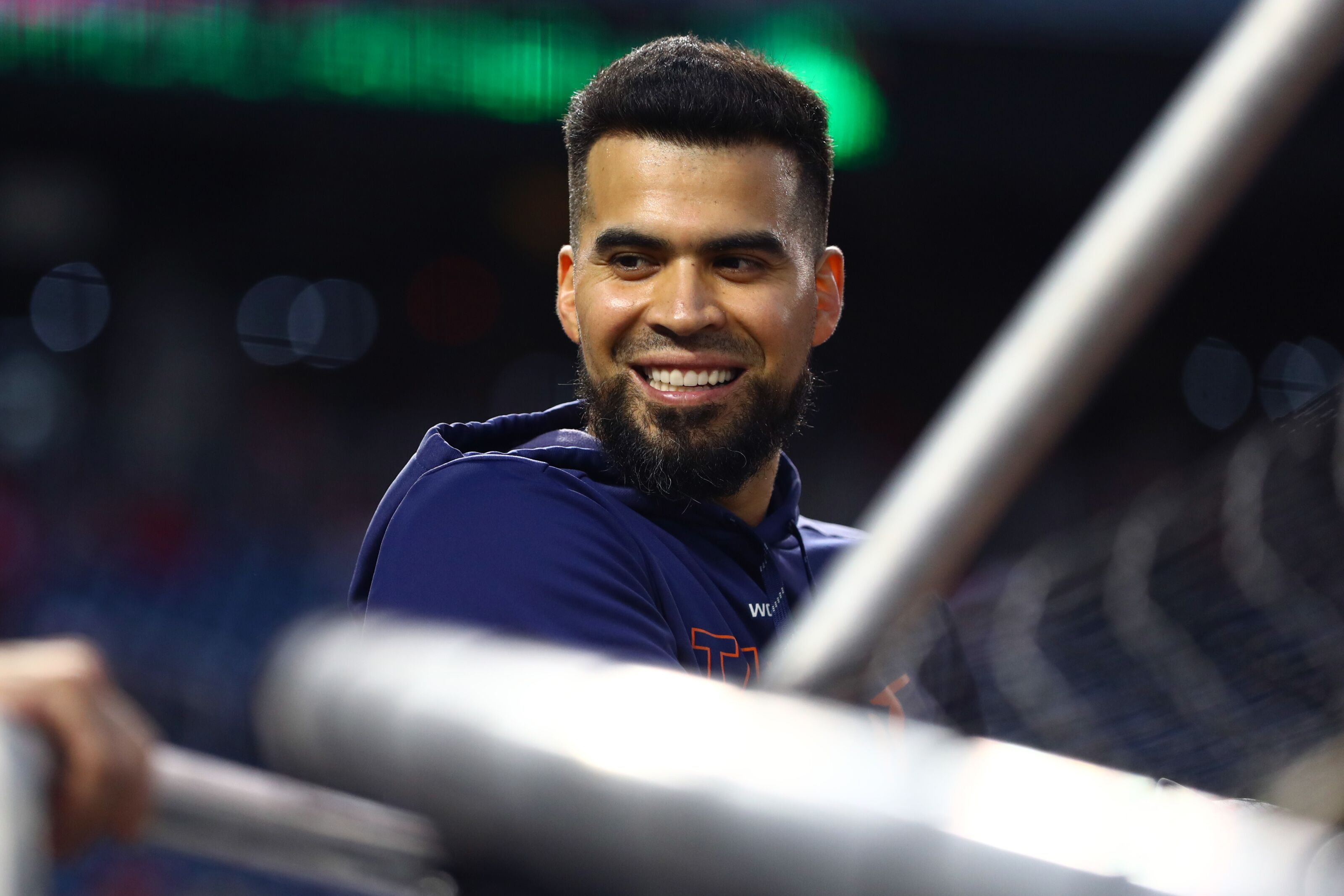 Houston Astros have expressed interest to bring Robinson Chirinos back