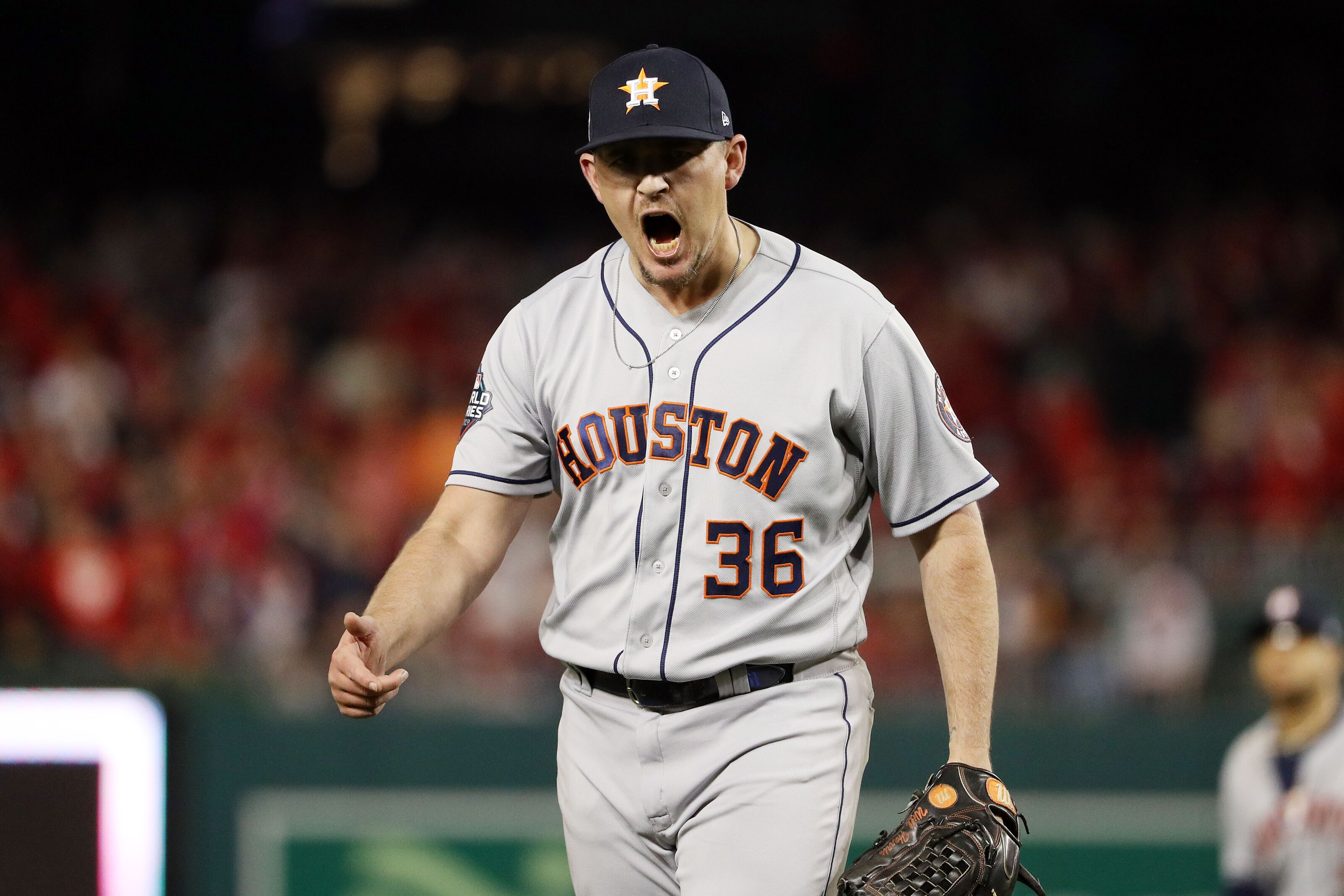 Houston Astros: Will Harris must be re-signed to shore up the bullpen