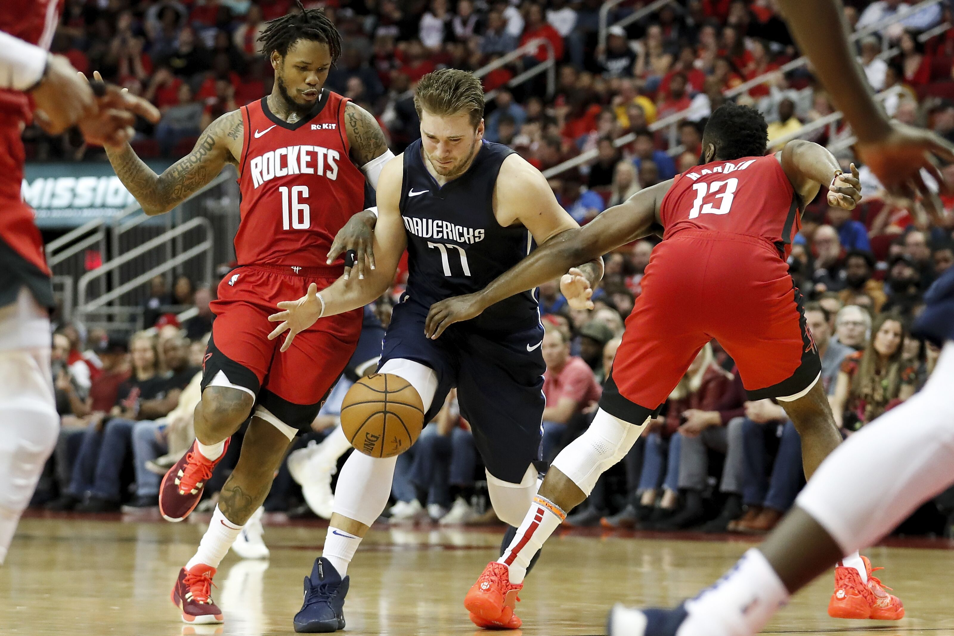 Houston Rockets: The team's defensive efficiency has ...