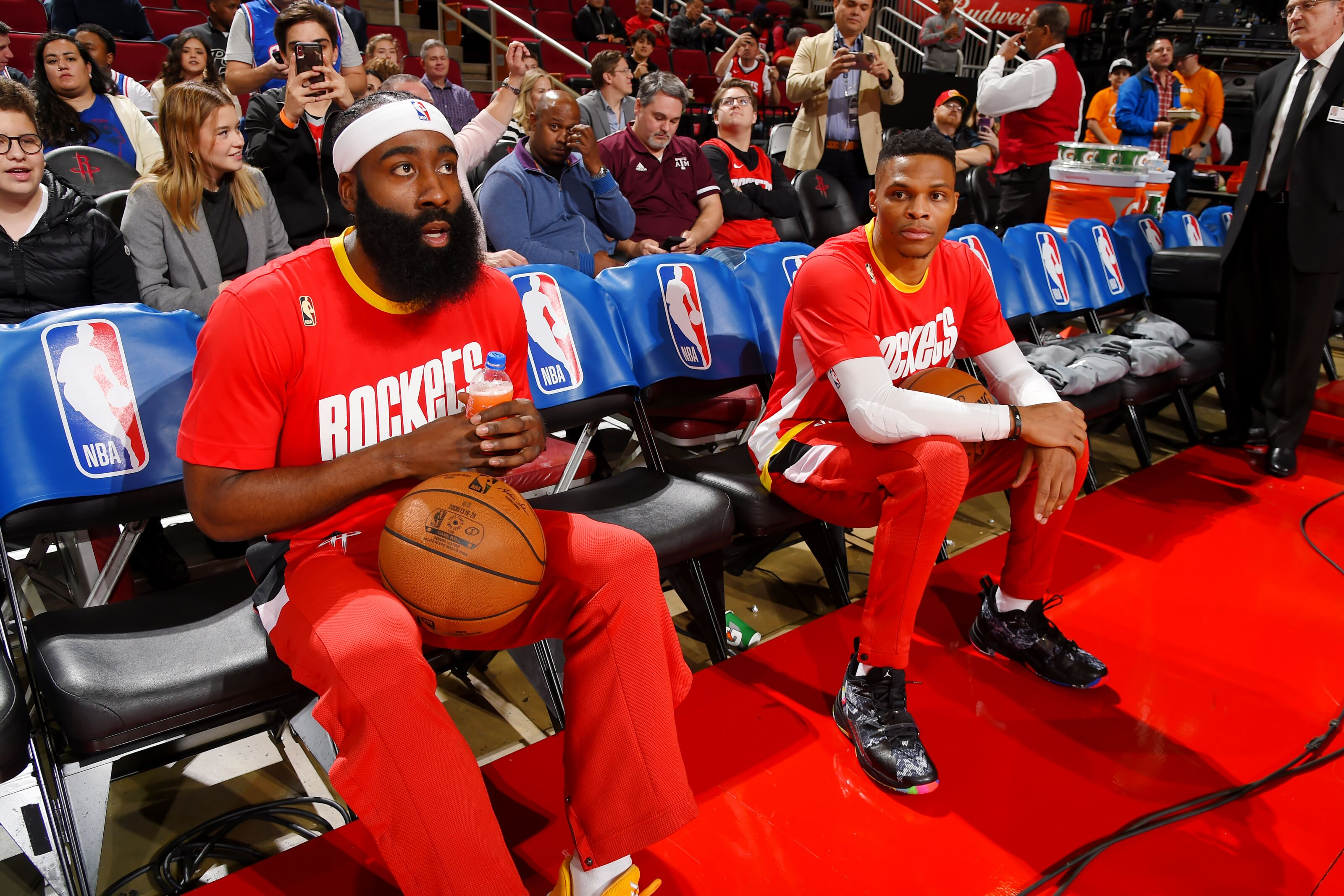 Houston Rockets: This team could have a new sheriff in town