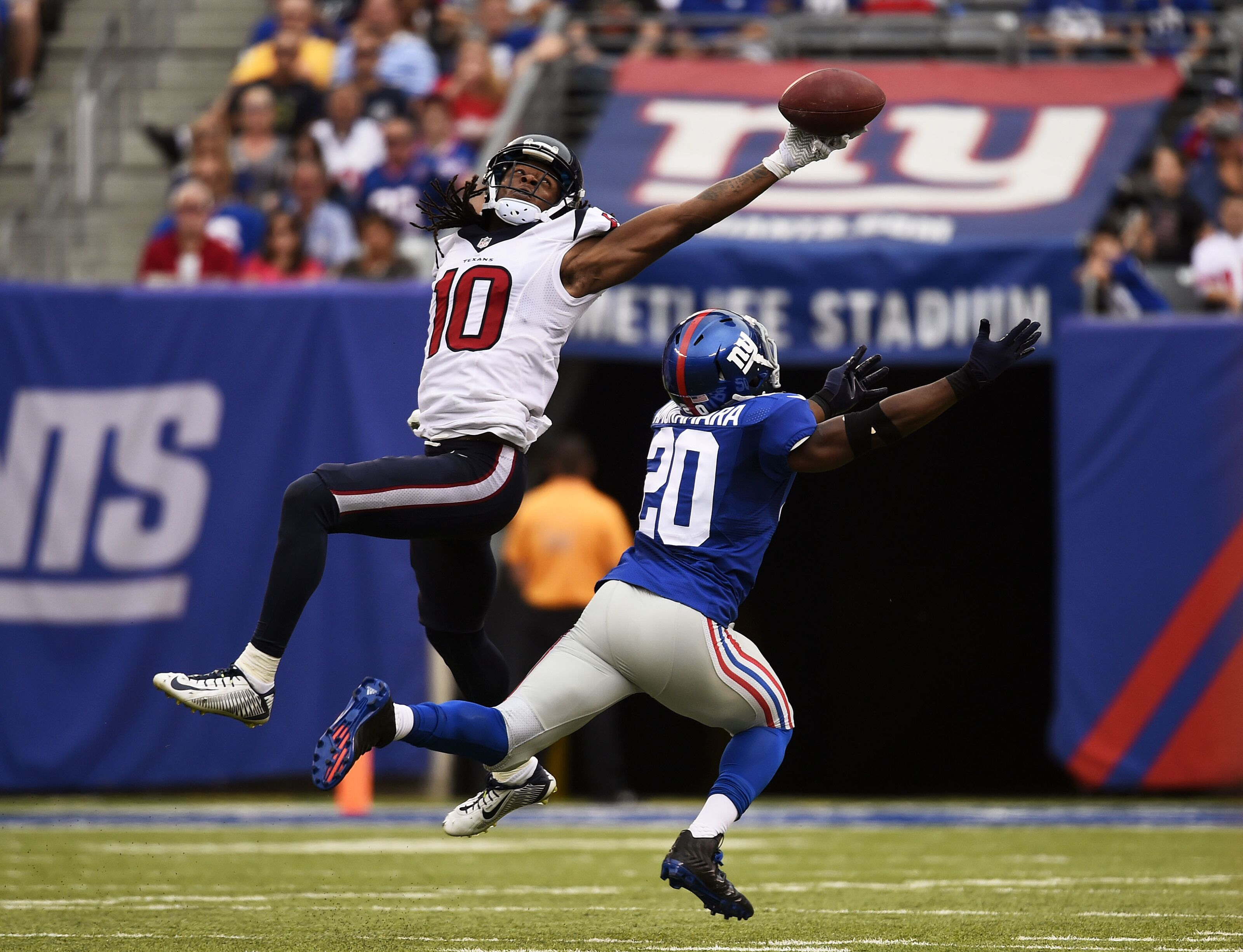Houston Texans  Hopkins will prove he s better than OBJ on Sunday 73912ad92