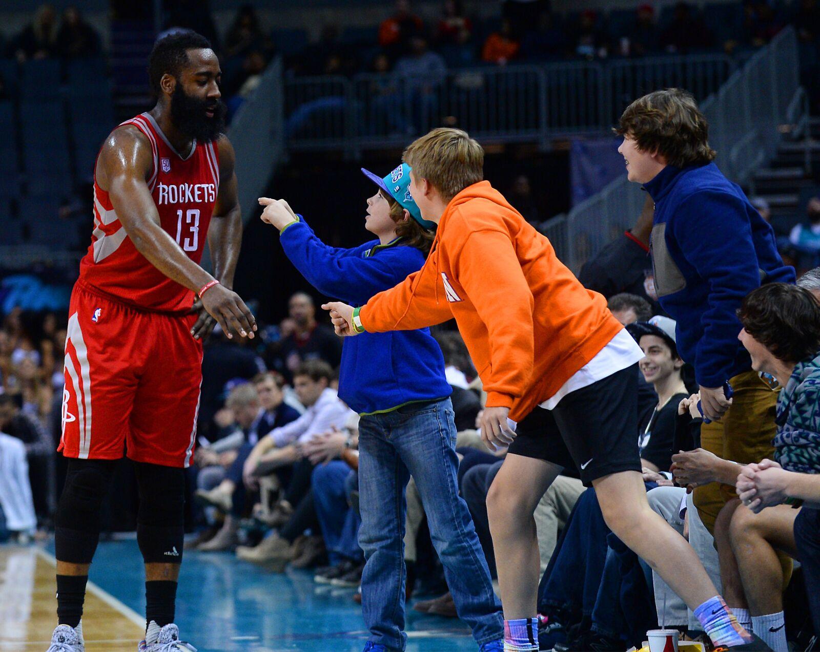 Houston Rockets: James Harden has a gift for fans next season