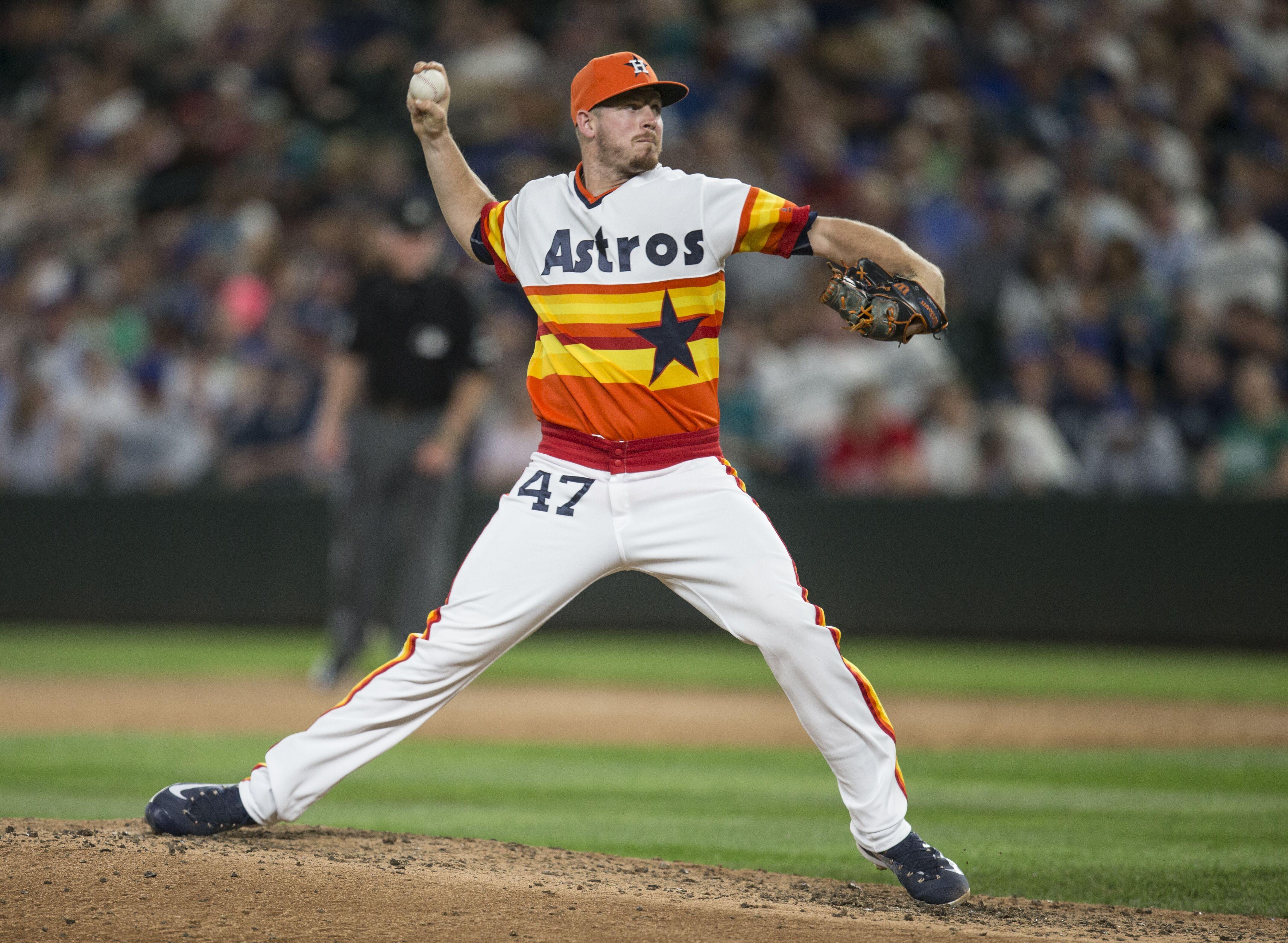 Houston Astros Chris Devenski named American League All Star