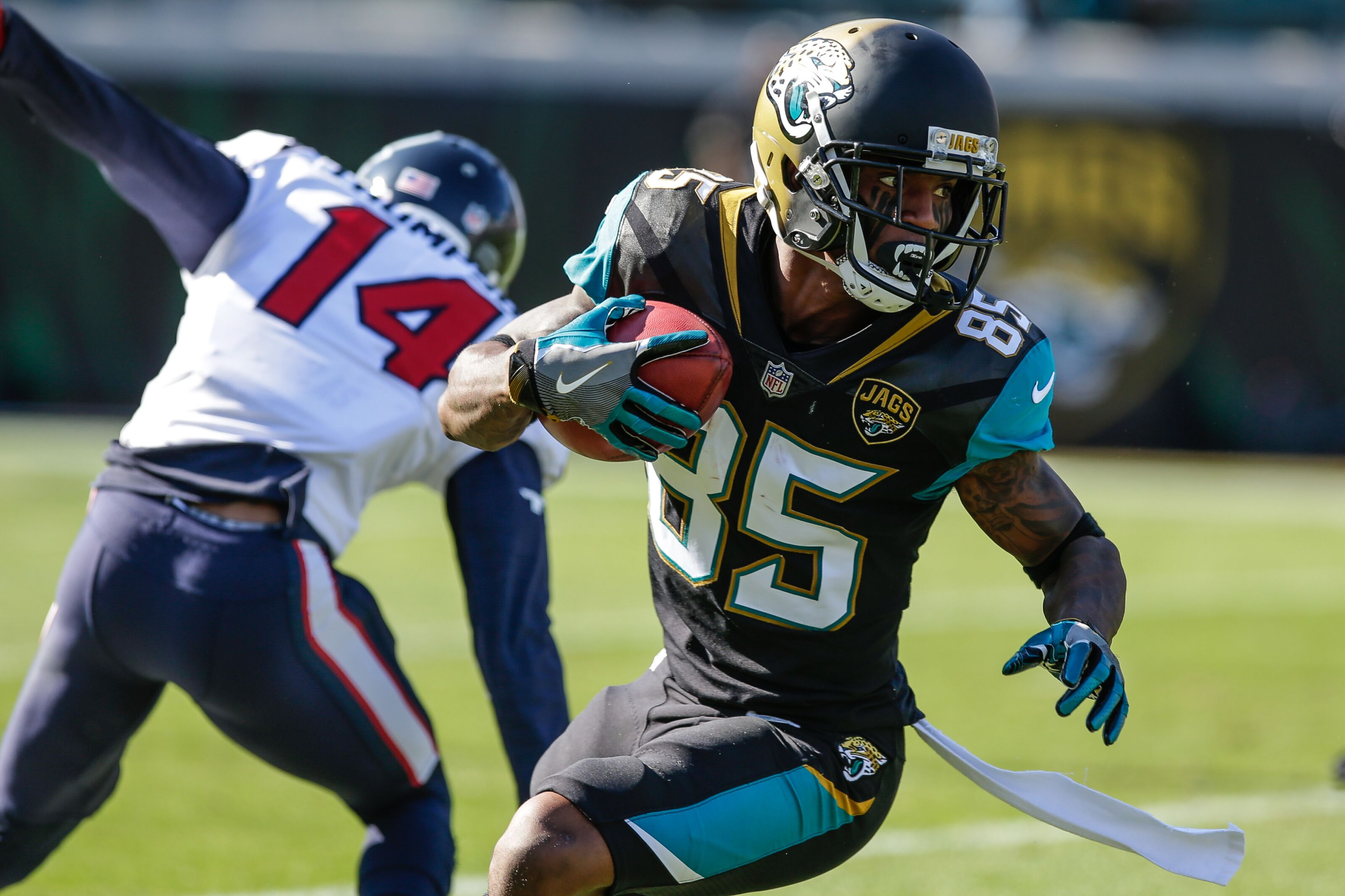 Houston Texans: The impact a Jaydon Mickens signing would make