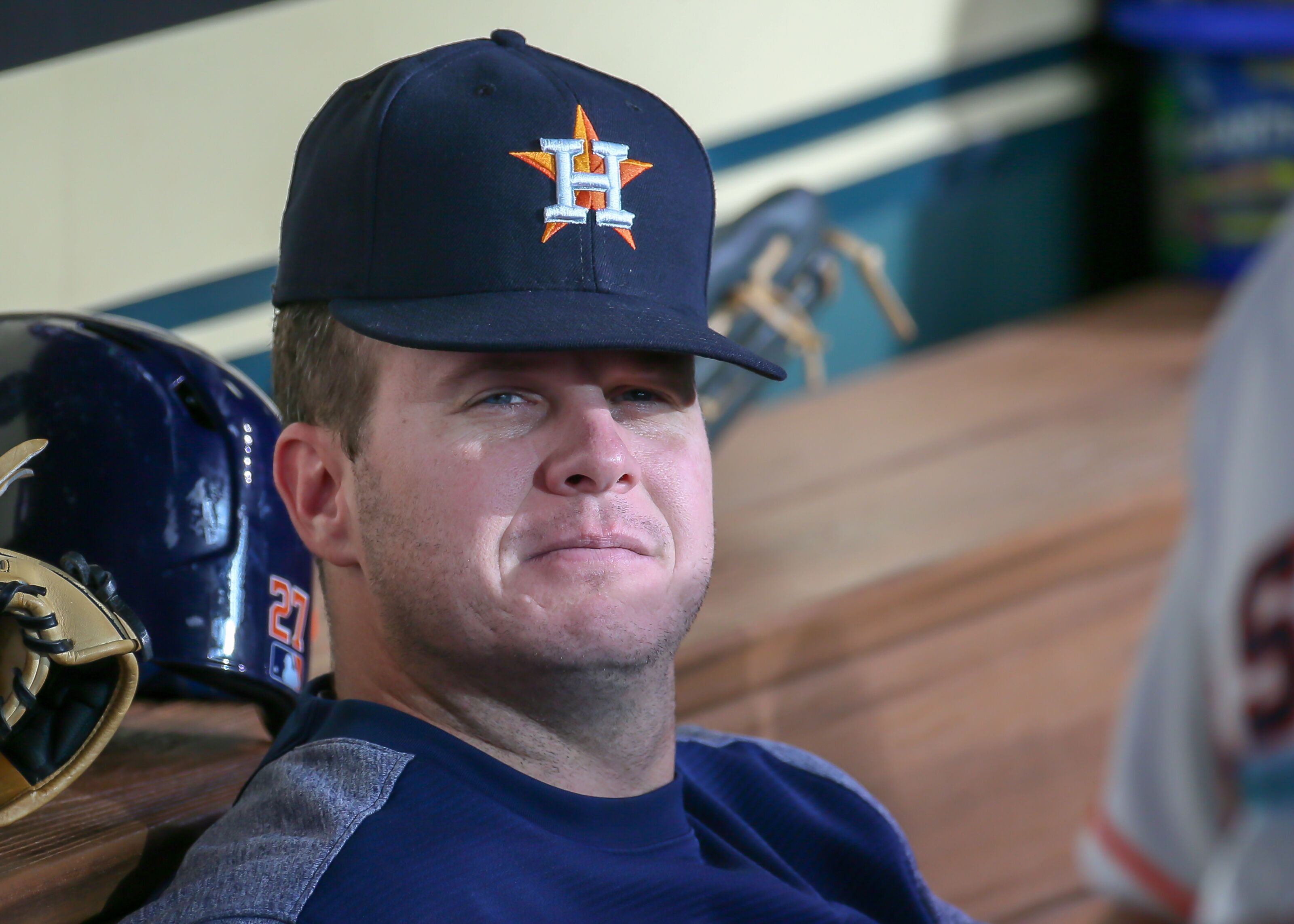 Houston Astros: Brad Peacock's return to the bump will be delayed