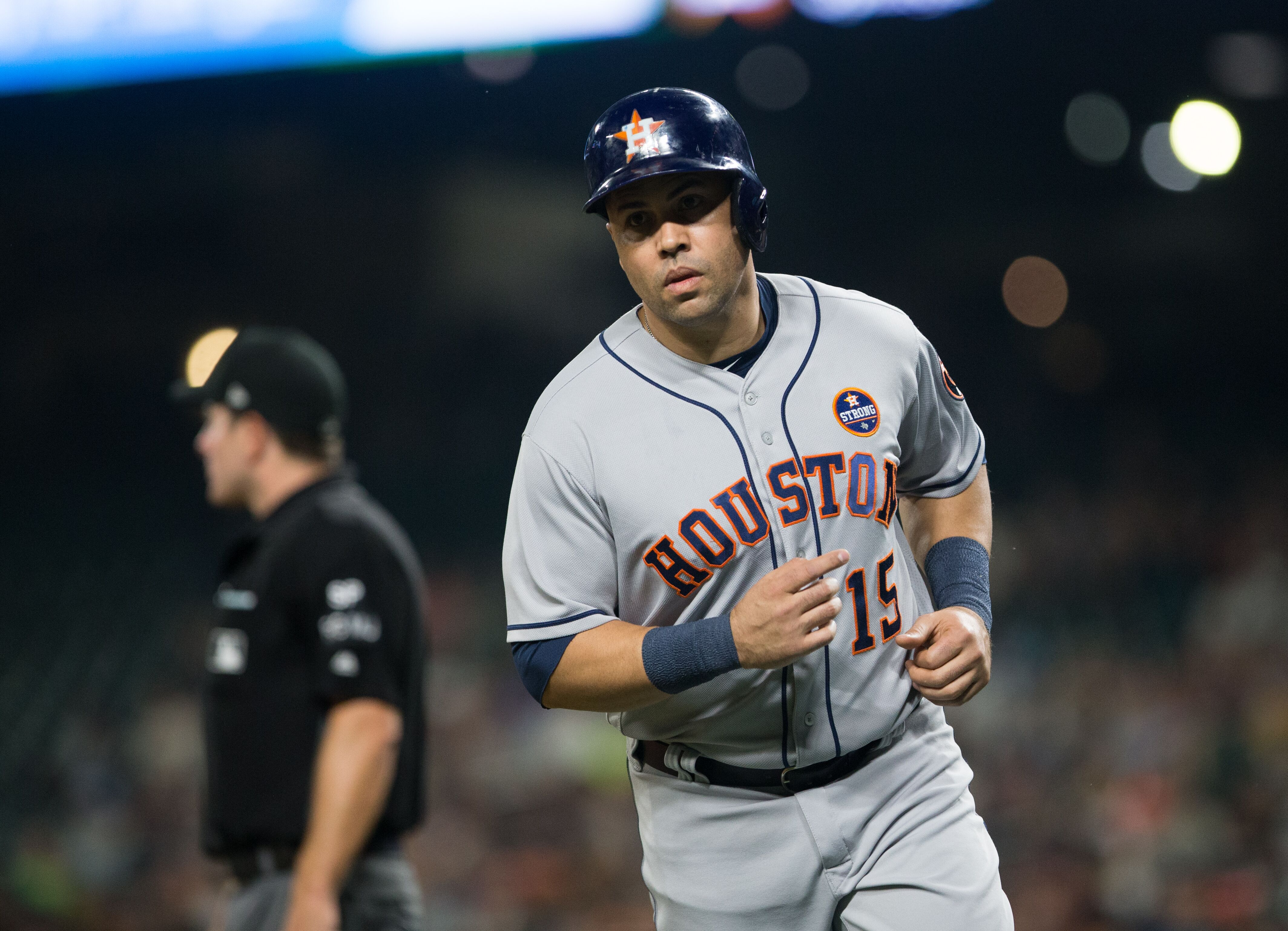 Houston Astros Why The Postseason Will Solidify Carlos