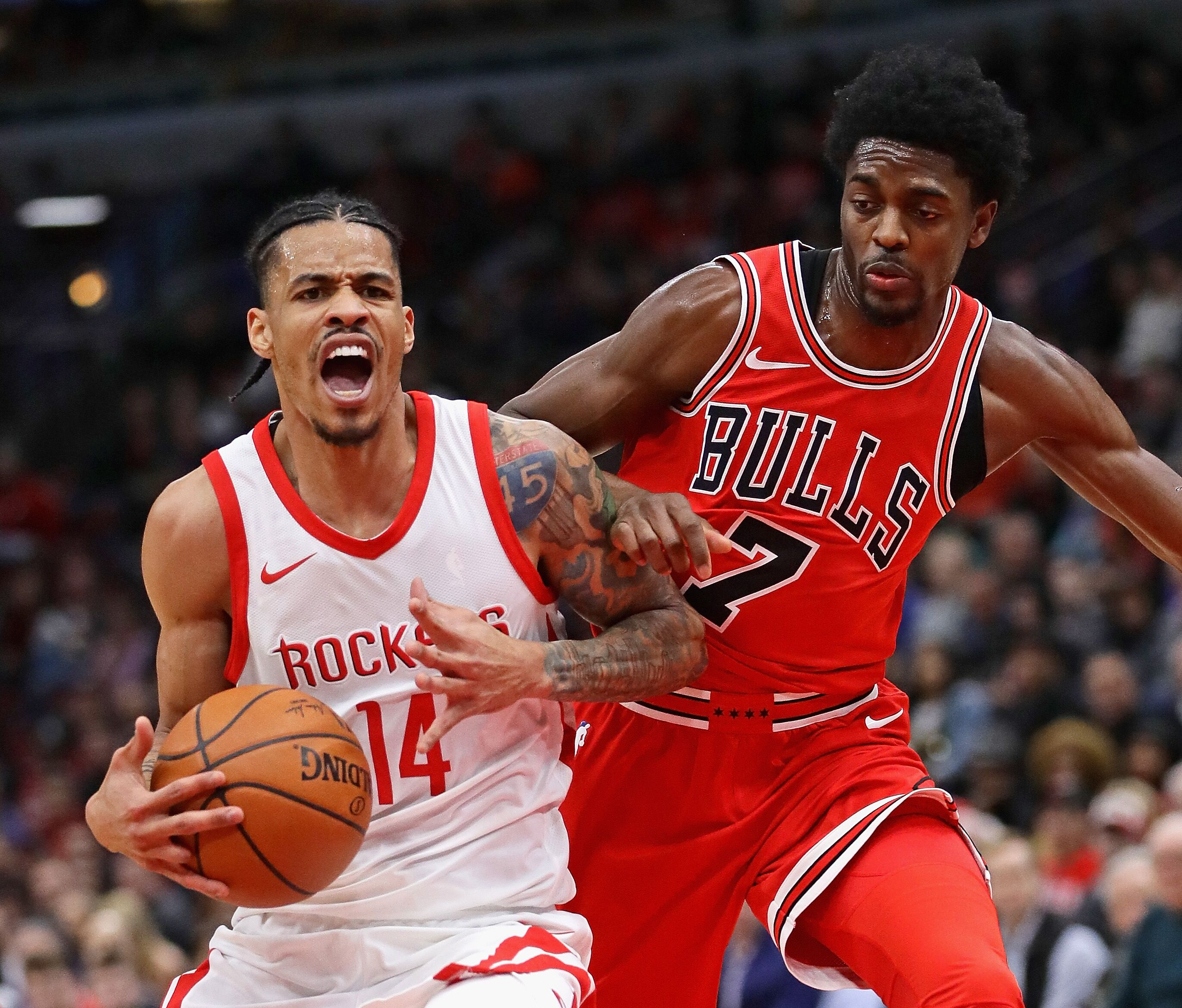 Rockets All Time Roster: Houston Rockets: Why Gerald Green Could Be Slipping Out Of