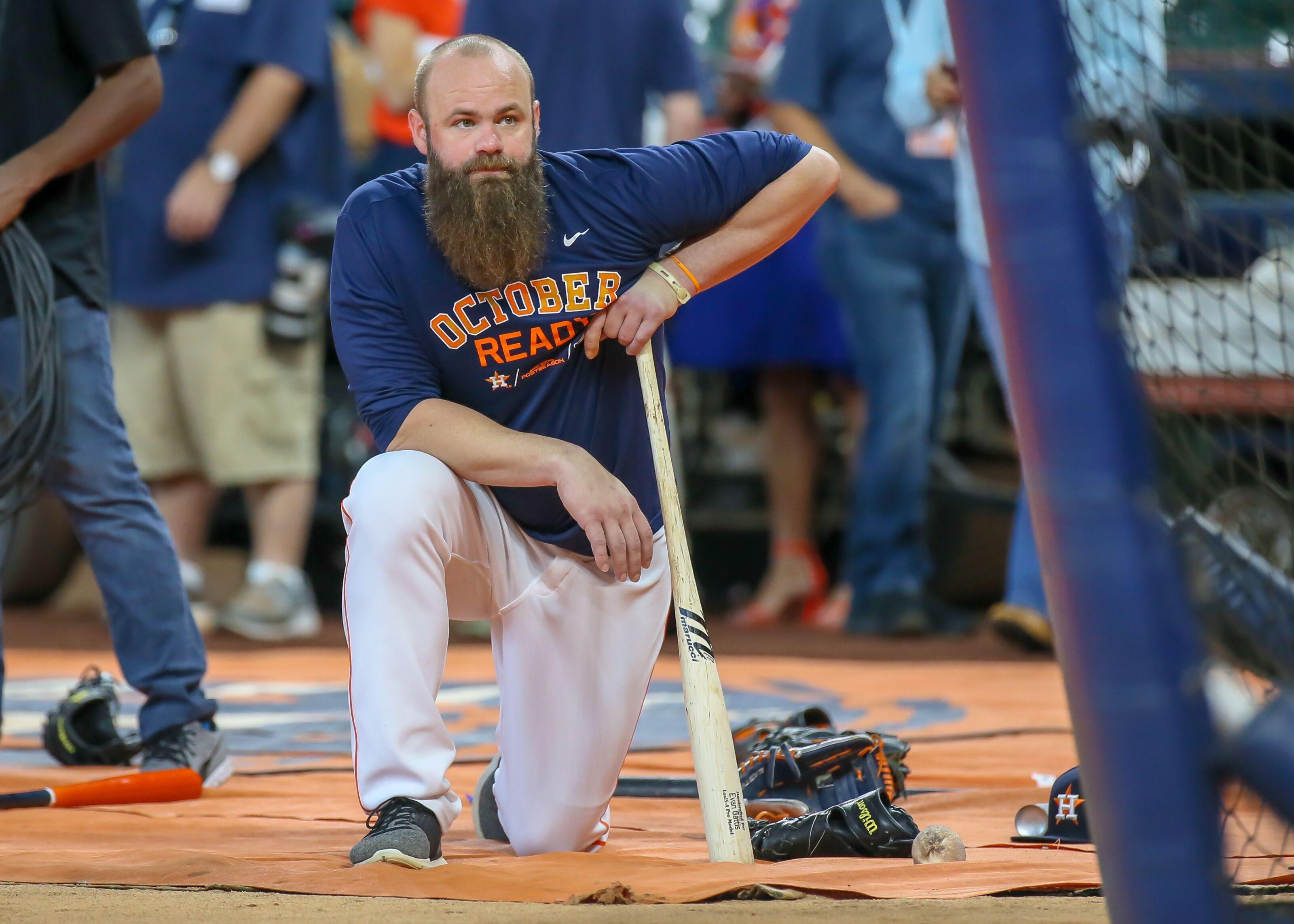 d9dc9b7f2 Houston Astros Rumors  Could an Evan Gattis return be on the horizon