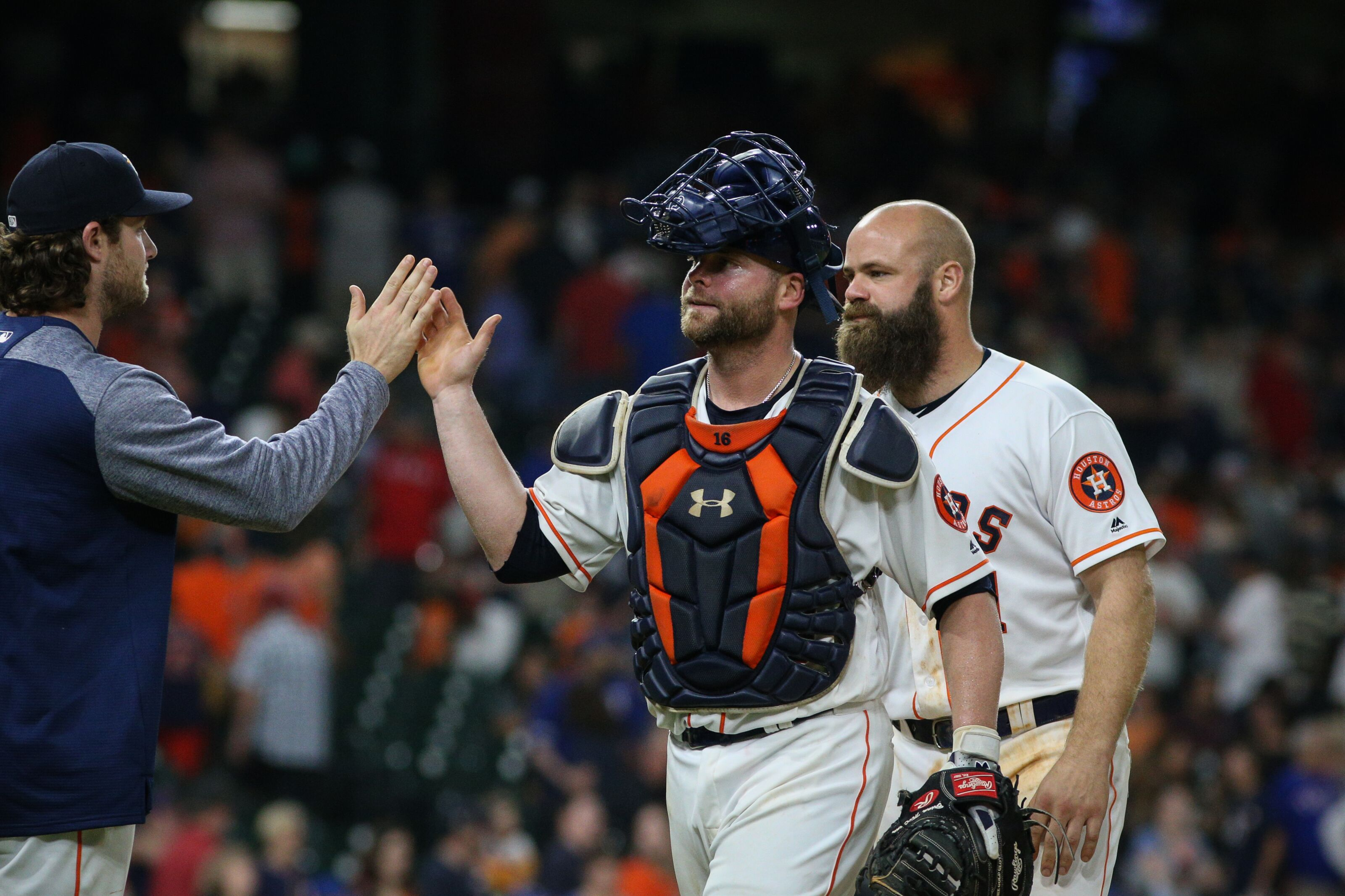 Houston Astros: A tip of the cap to Brian McCann's retirement
