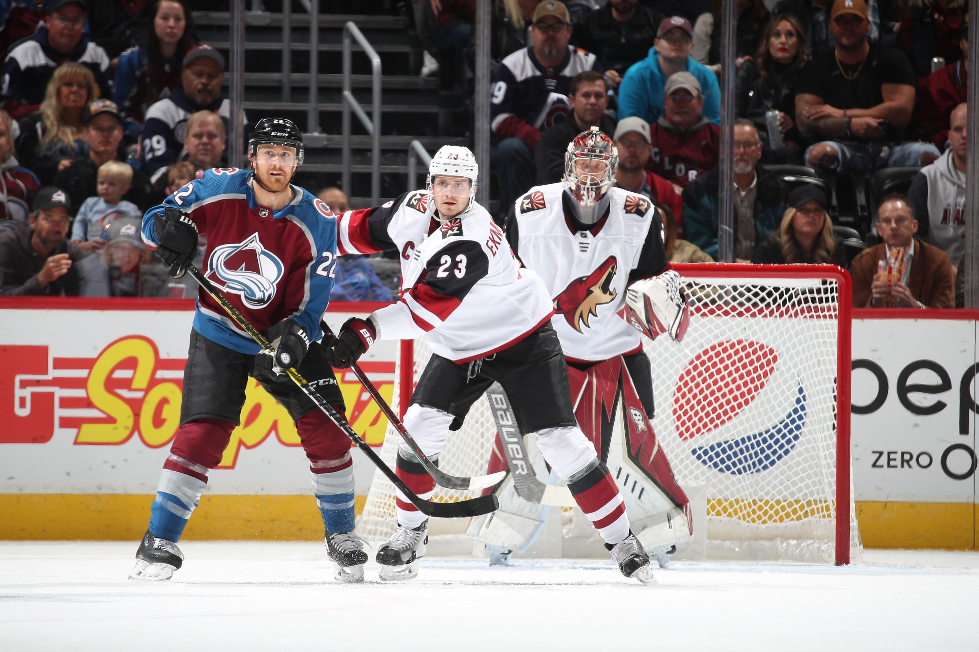 Arizona Coyotes Morning Howl Report for October 13th 2019