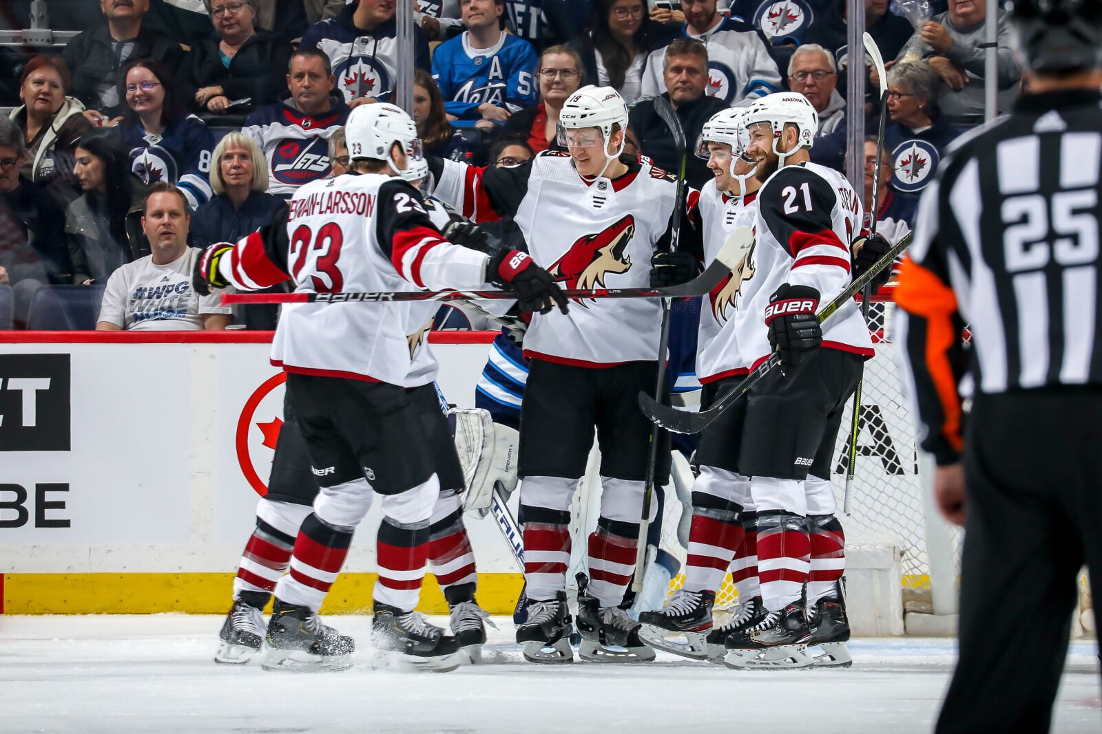 Arizona Coyotes Drawing Attention to Themselves Through Winning Hockey