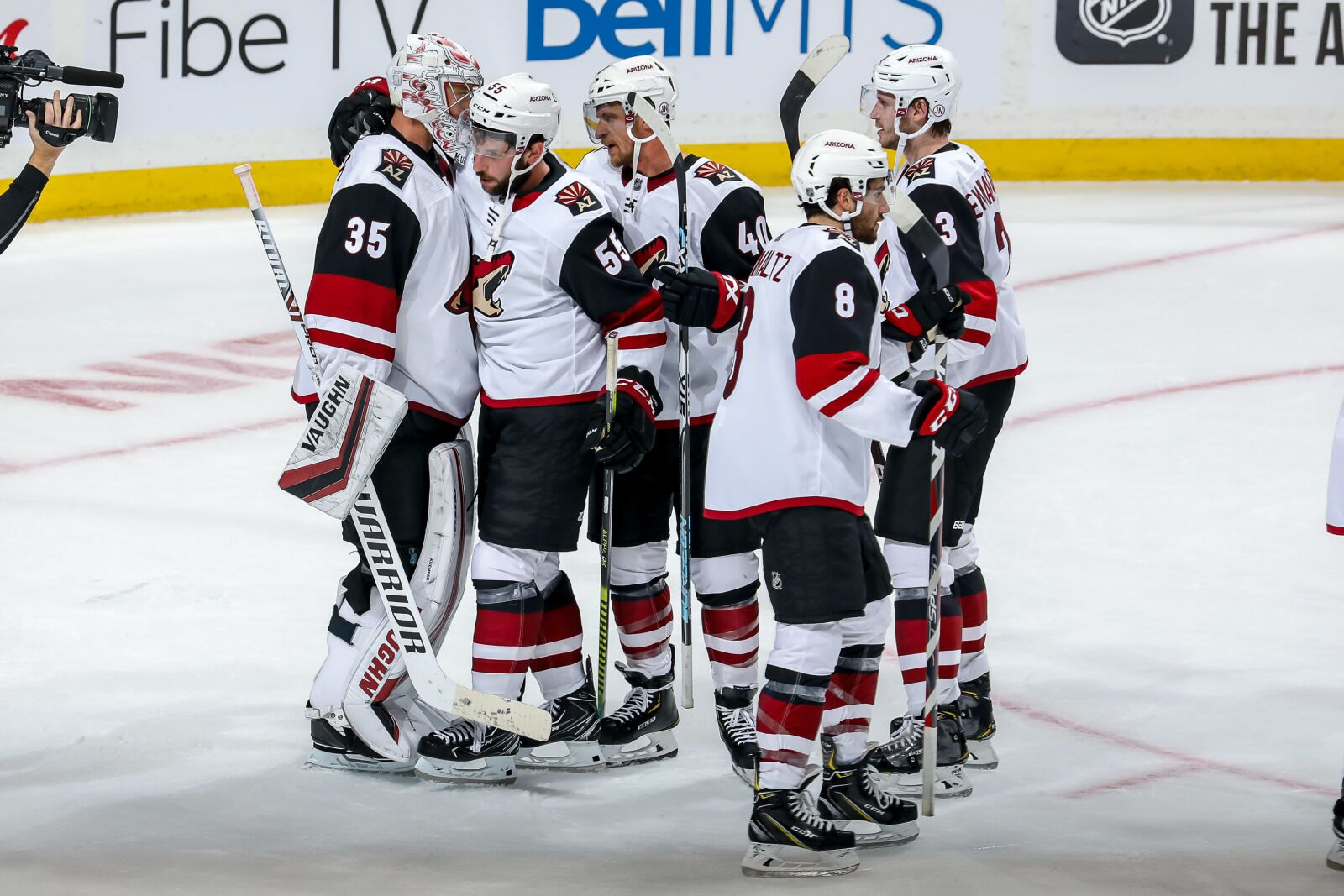 """Arizona Coyotes Will See if """"Dud"""" Game Against Toronto Was Isolated Incident"""