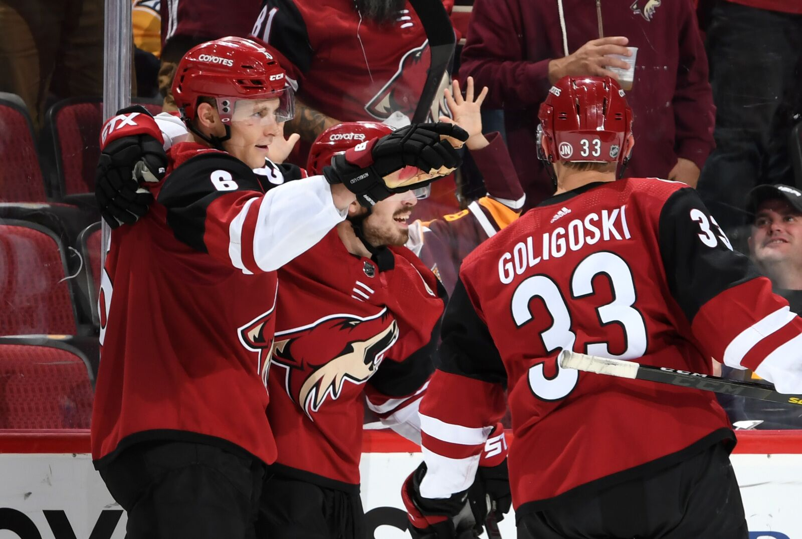 Arizona Coyotes Morning Howl Report for October 18th 2019