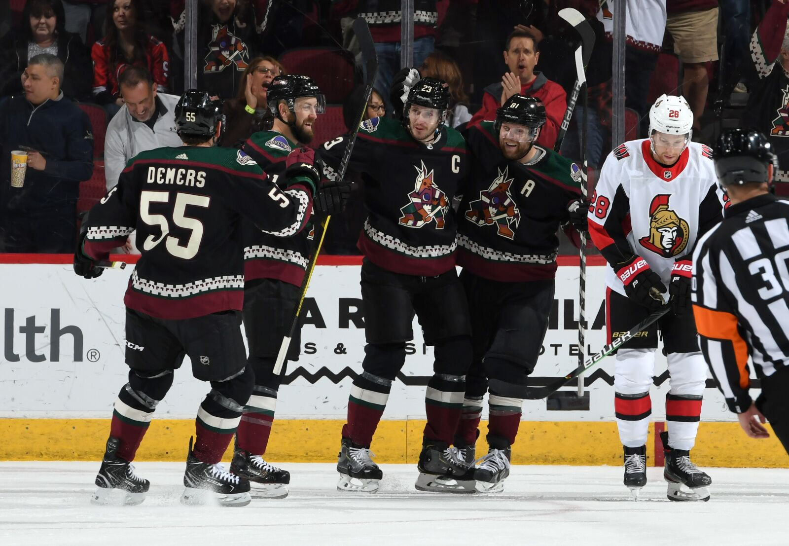 Struggling Arizona Coyotes Face Challenging Second-Half Schedule