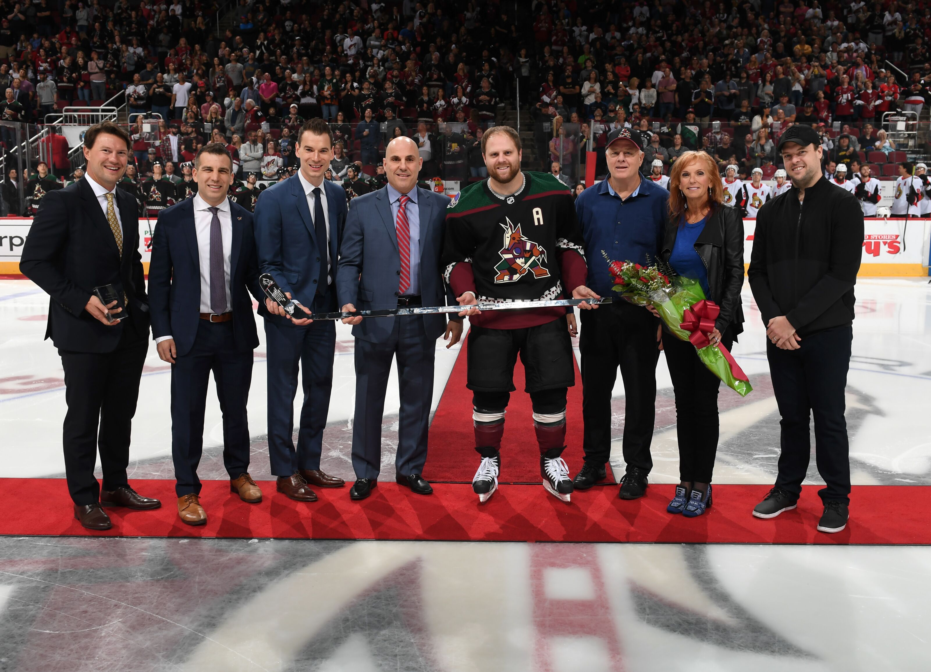 Arizona Coyotes Morning Howl Report for October 20th 2019