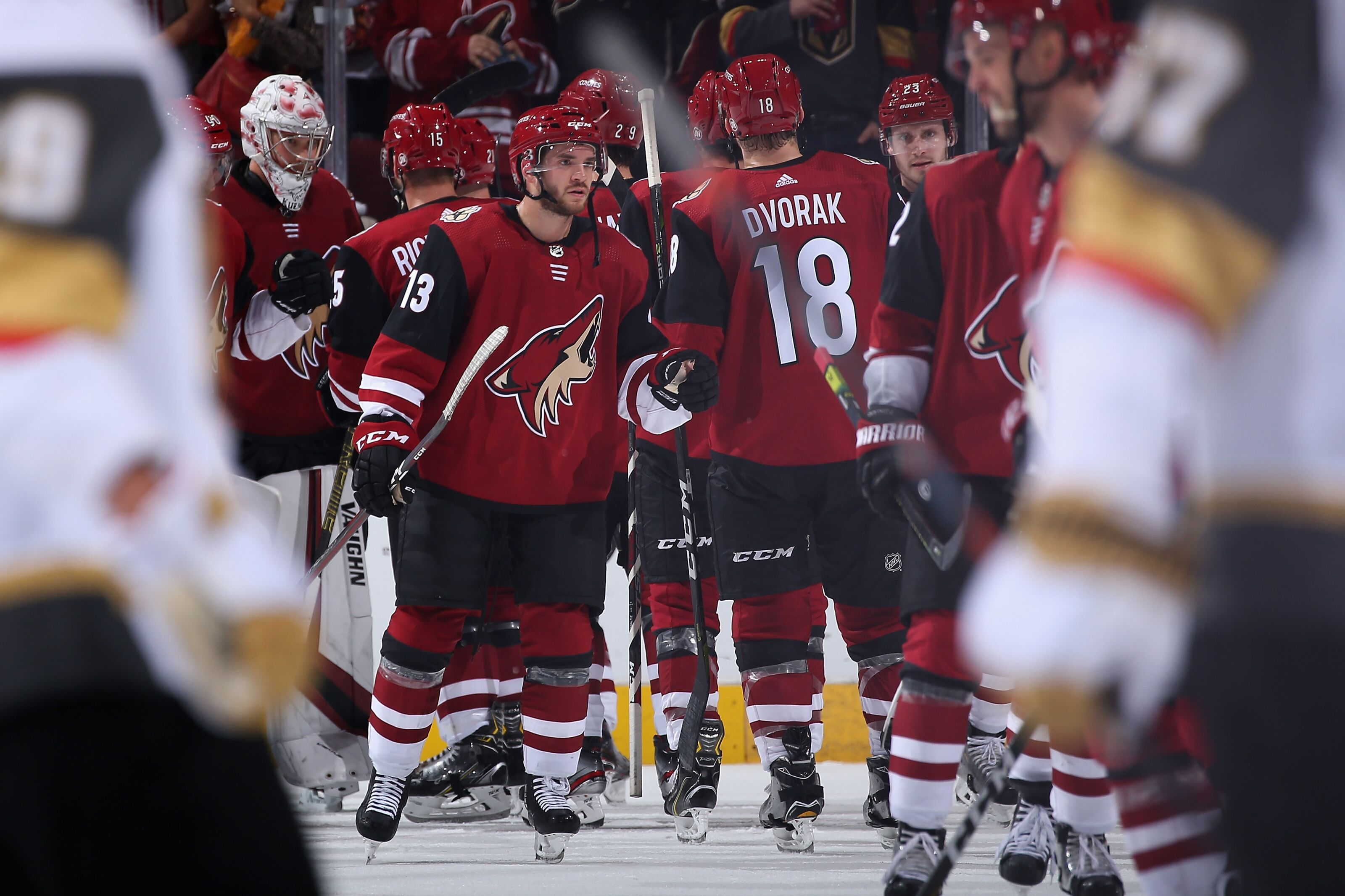 Arizona Coyotes Scouting Report against Nashville and keys to a victory