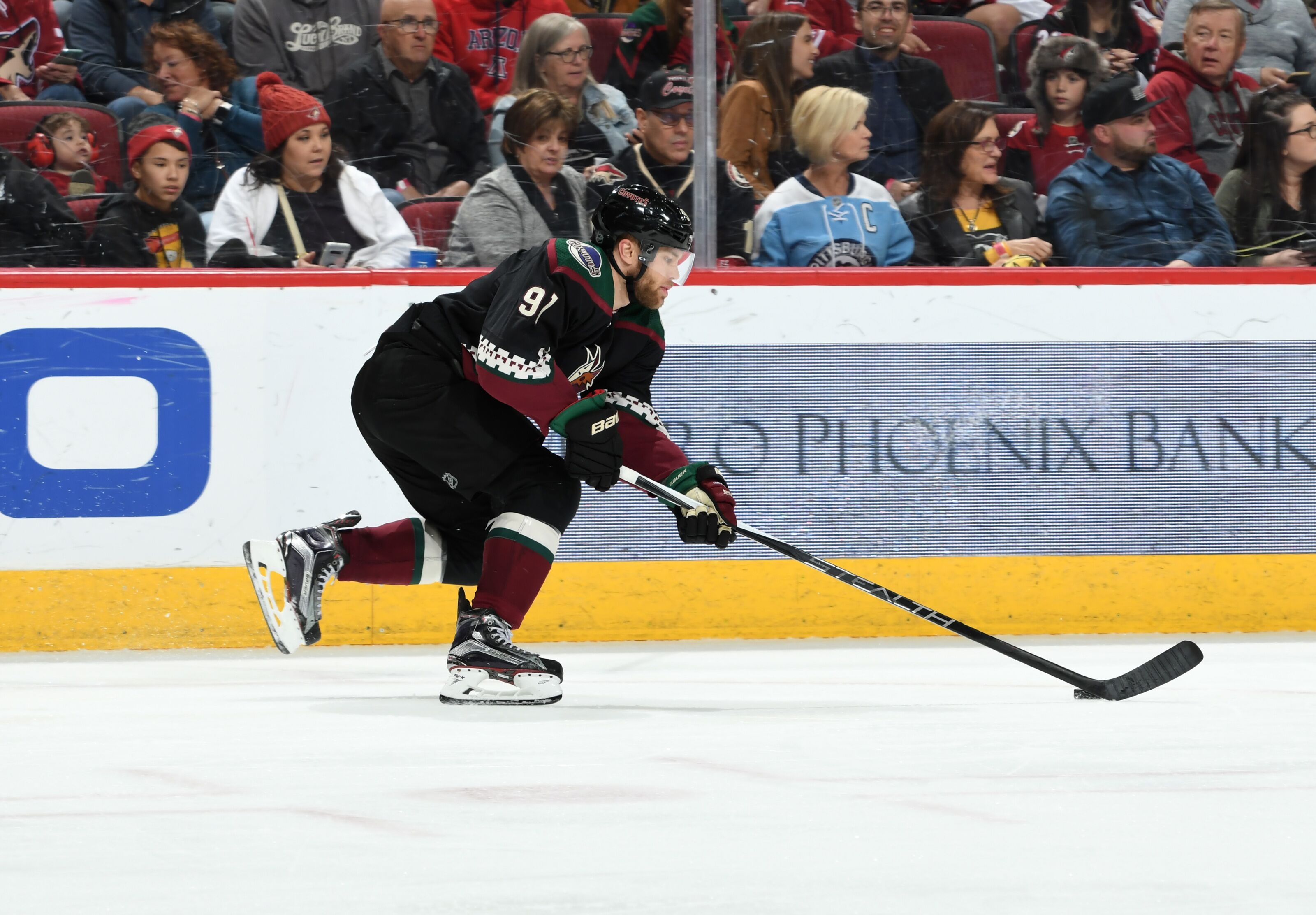 Arizona Coyotes Morning Howl Report for January 14th, 2020