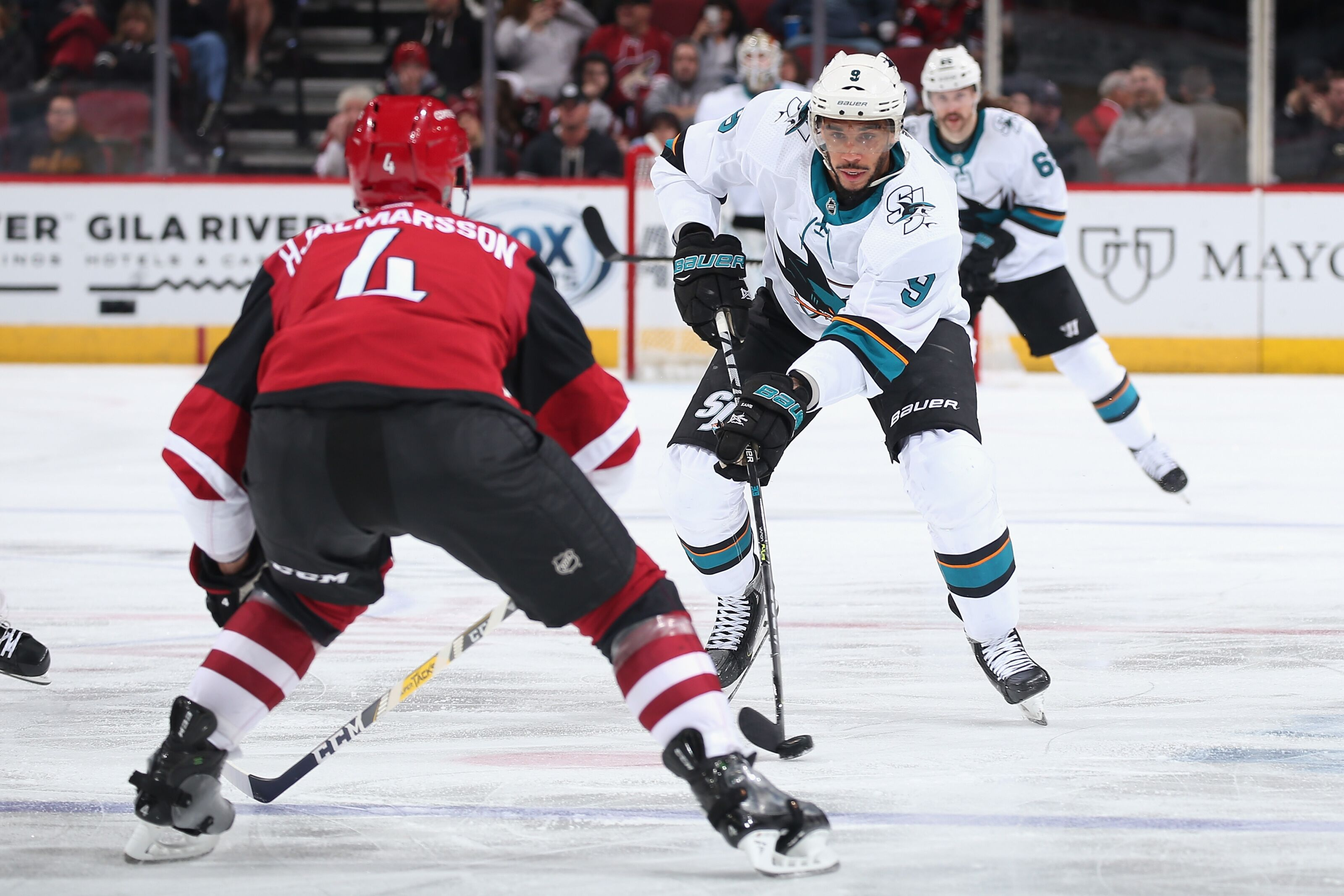 Could coaching changes around the league impact the Arizona Coyotes?