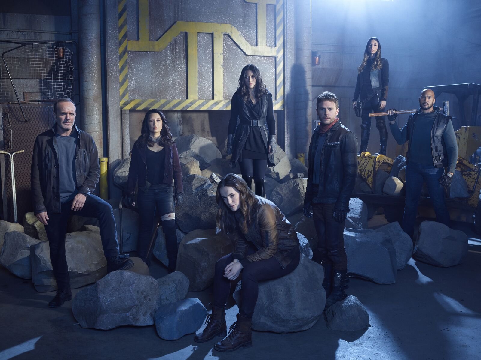 Do the stars of Marvel's Agents of SHIELD have a future in the MCU?