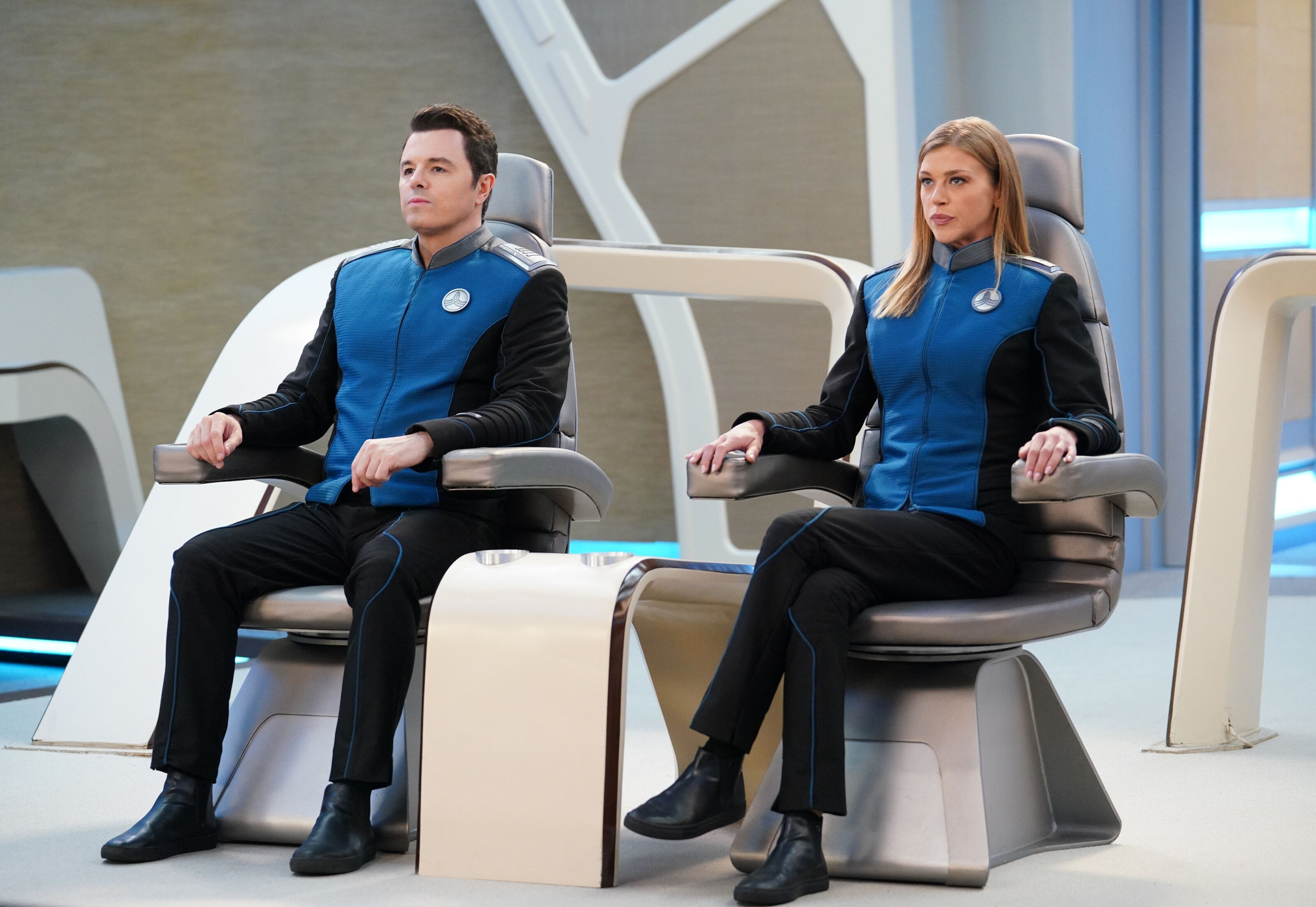 The Orville is returning for season three as a Hulu Original