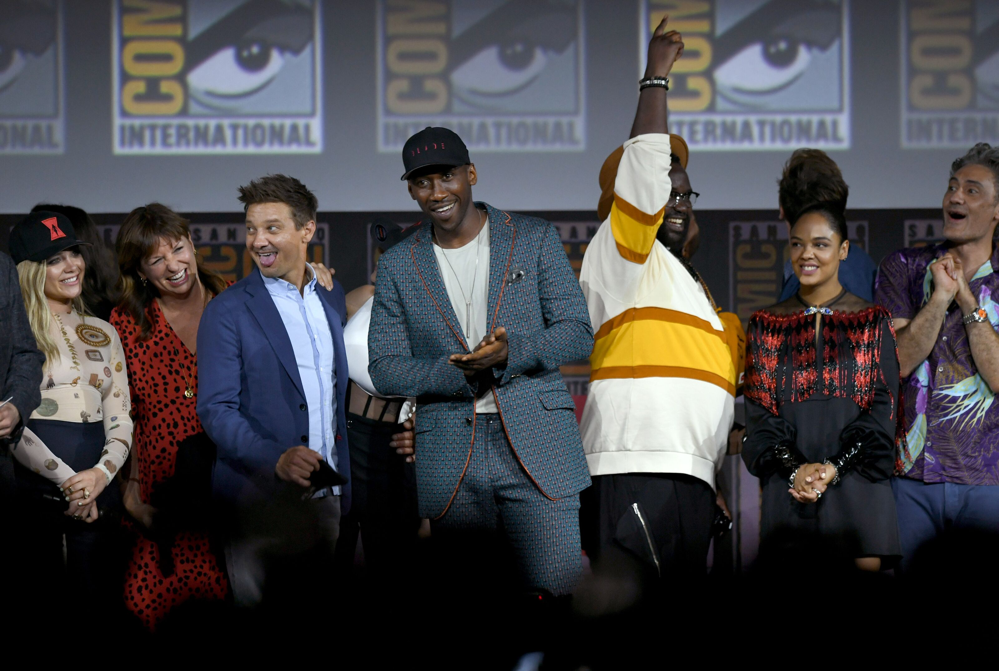 Hulu Originals: Star of Marvel Studios' Blade reboot set to cameo in Ramy Season 2