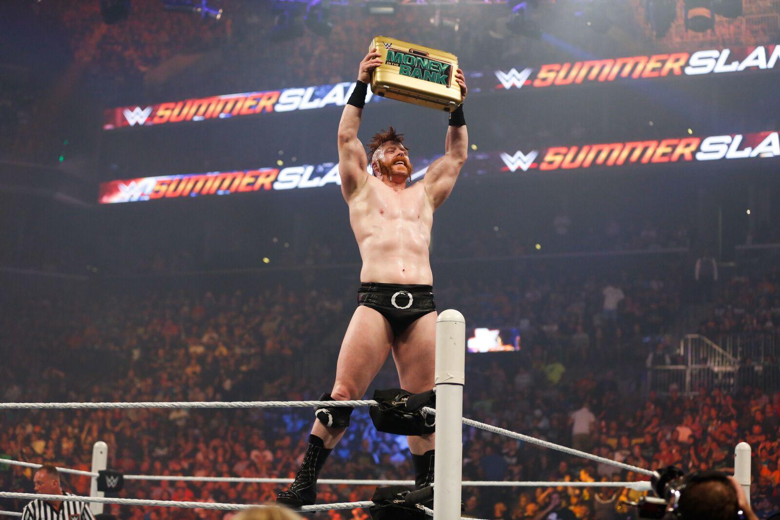 WWE Smackdown Live: Is Sheamus making a comeback soon?
