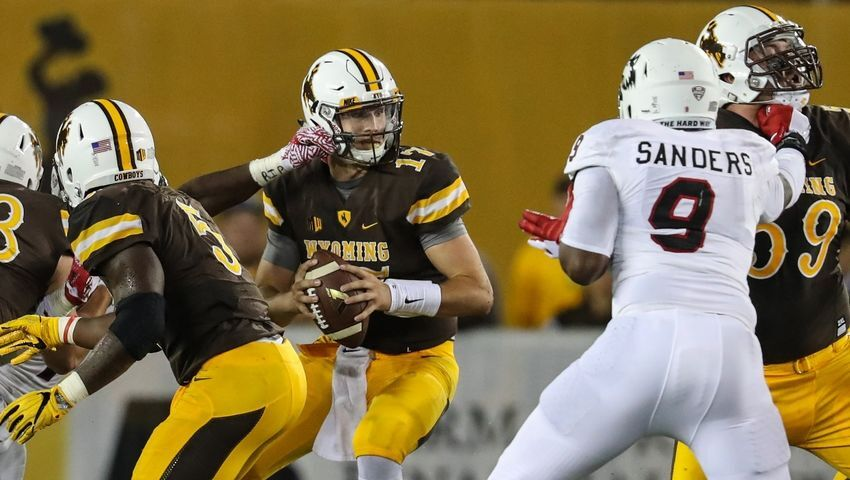 Five Wyoming Cowboys Players That Could Cause Problems For Nebraska Football