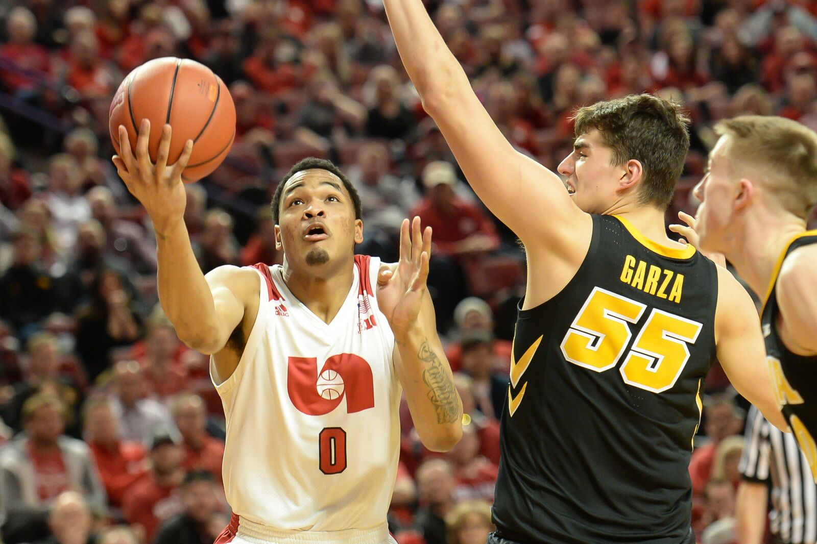 f3199adac2b Nebraska Basketball: Seniors end on high note with upset of Iowa