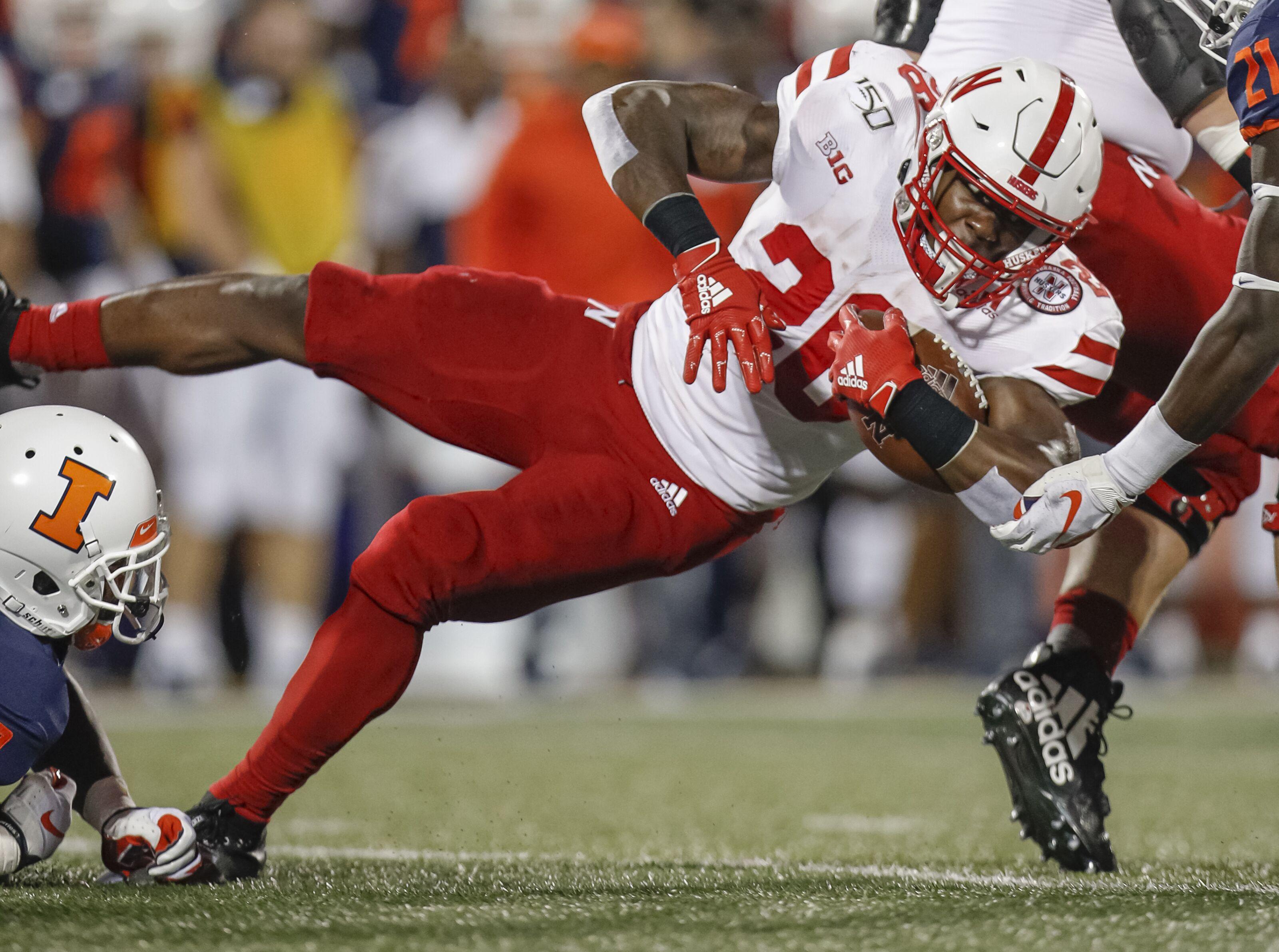 Nebraska Football: Maurice Washington not on depth chart ...