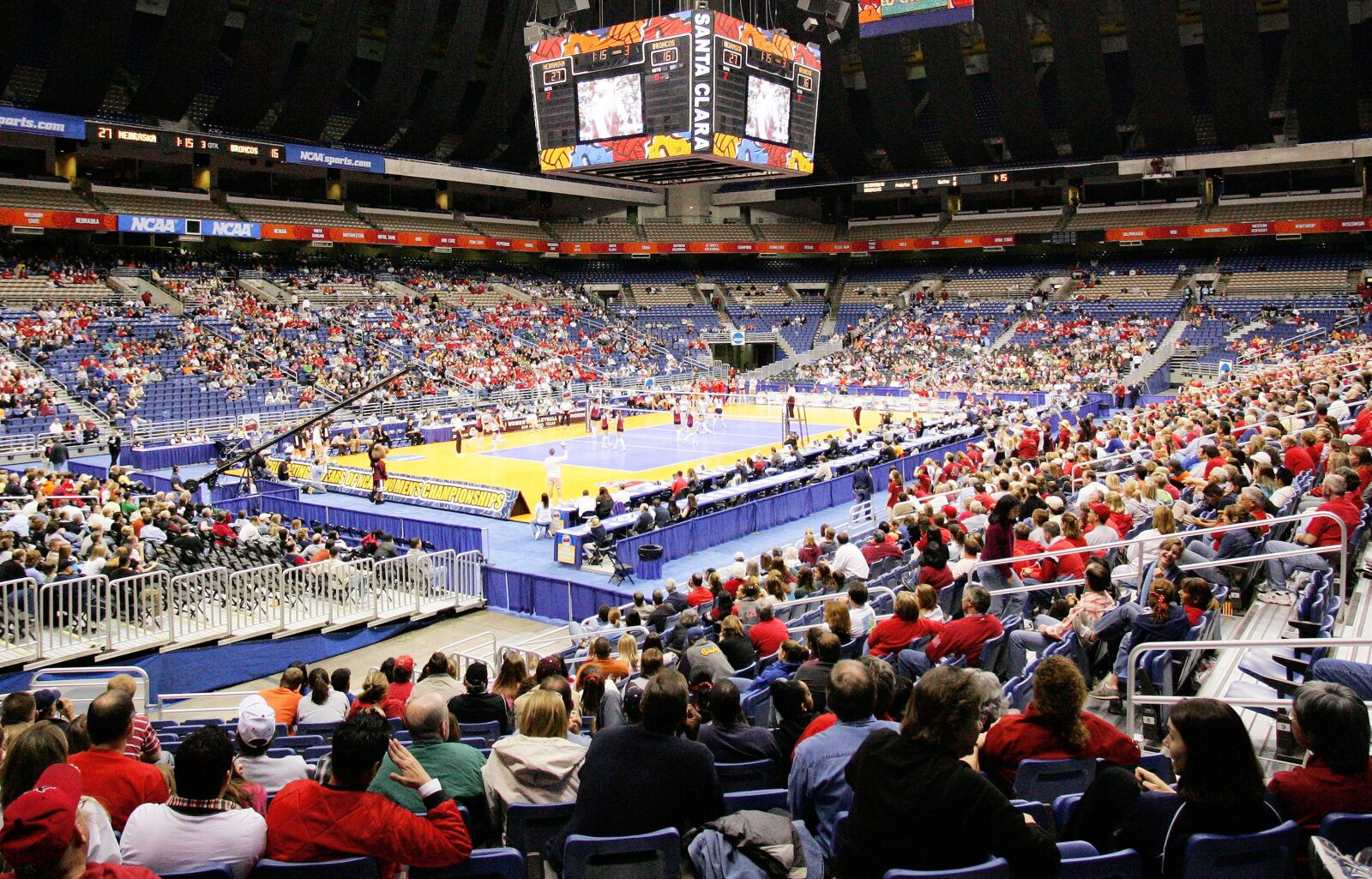Nebraska Volleyball: Path to Final Four a little more clear