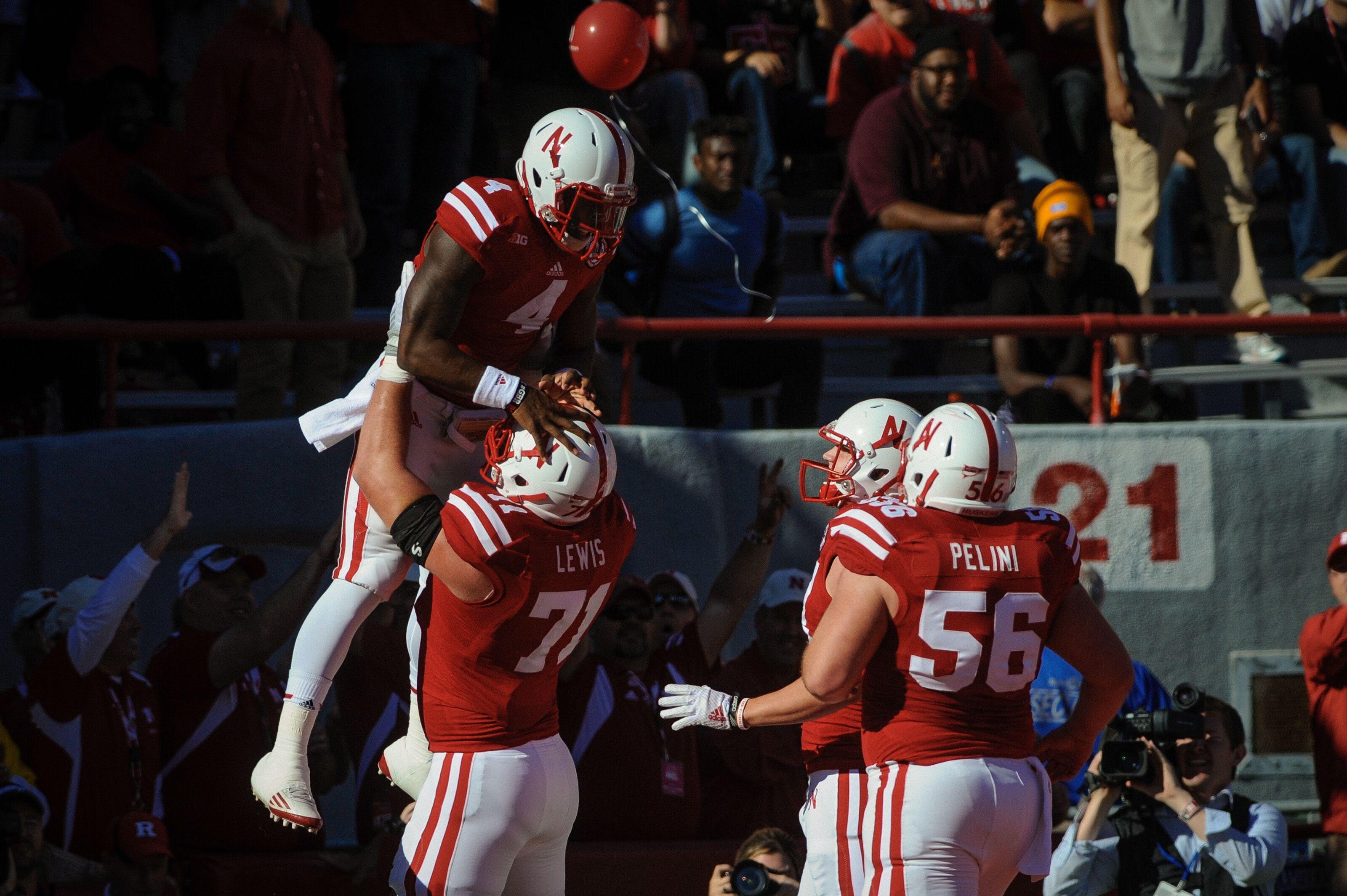 f49ecb3f3 Go Big Read   Sky s the limit  for the Nebraska football offense