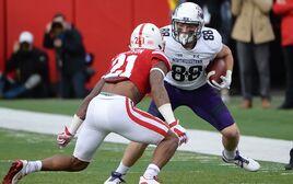 Husker offensive lineman Nick Gates declares for NFL Draft