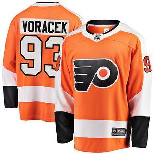 2b2558dd2 Jakub Voracek Philadelphia Flyers Fanatics Branded Breakaway Player Jersey  - Orange