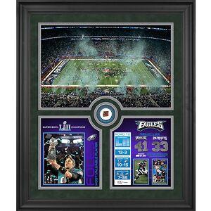 0ce93387cdc Philadelphia Eagles Fanatics Authentic Framed 23