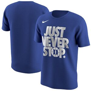 Duke Blue Devils Nike 2018 NCAA Men s Basketball Tournament March Madness  Selection Sunday Just Never Stop e8d88113a