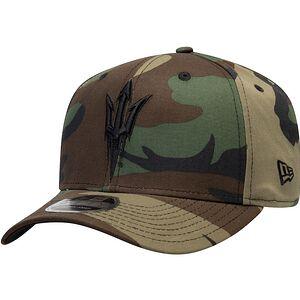 9e263f13075 Arizona State Sun Devils New Era Woodland Camo 9FIFTY Adjustable Hat – Camo