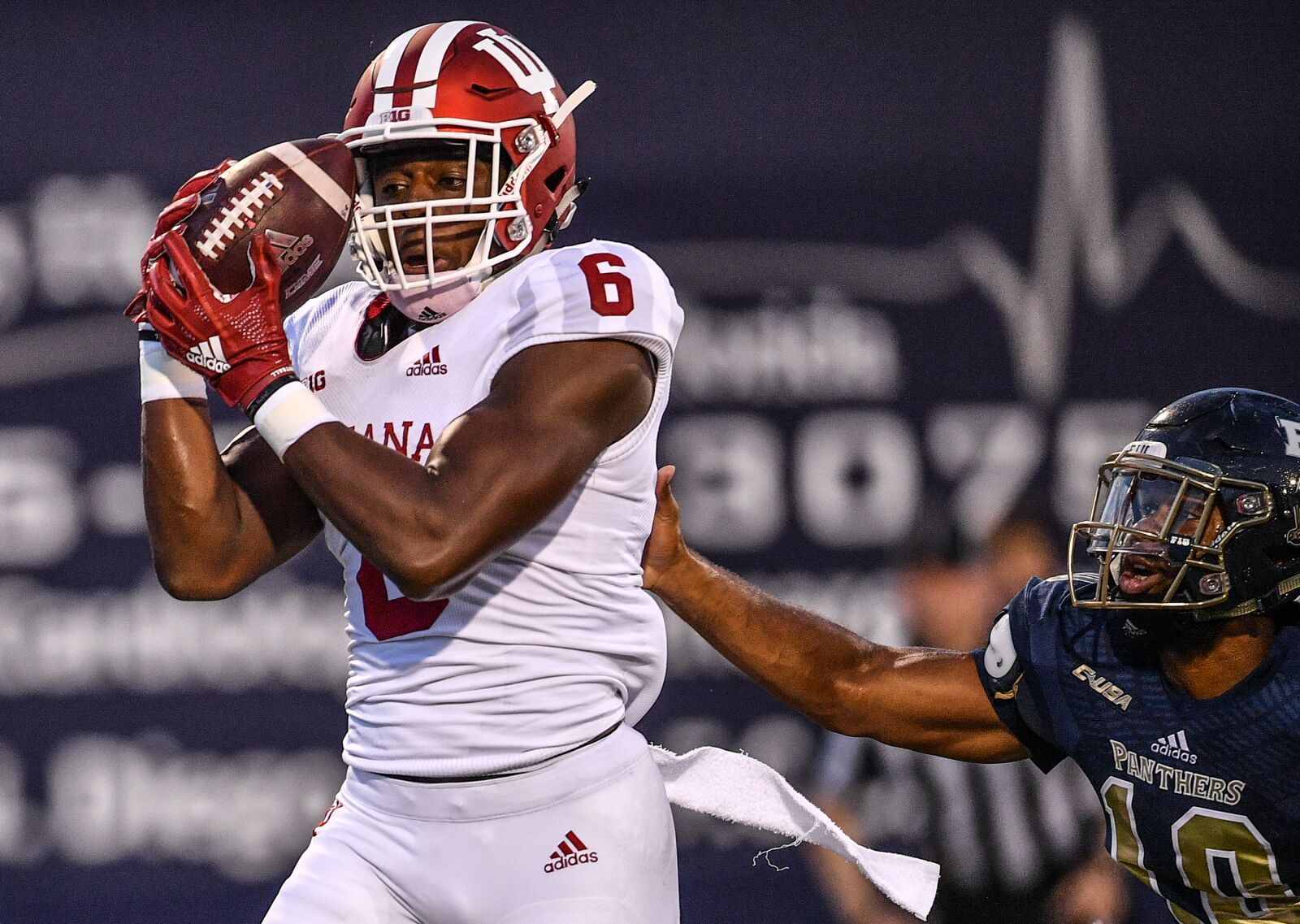 IU Football Looks to Play Spoiler for Michigan Playoff Hopes