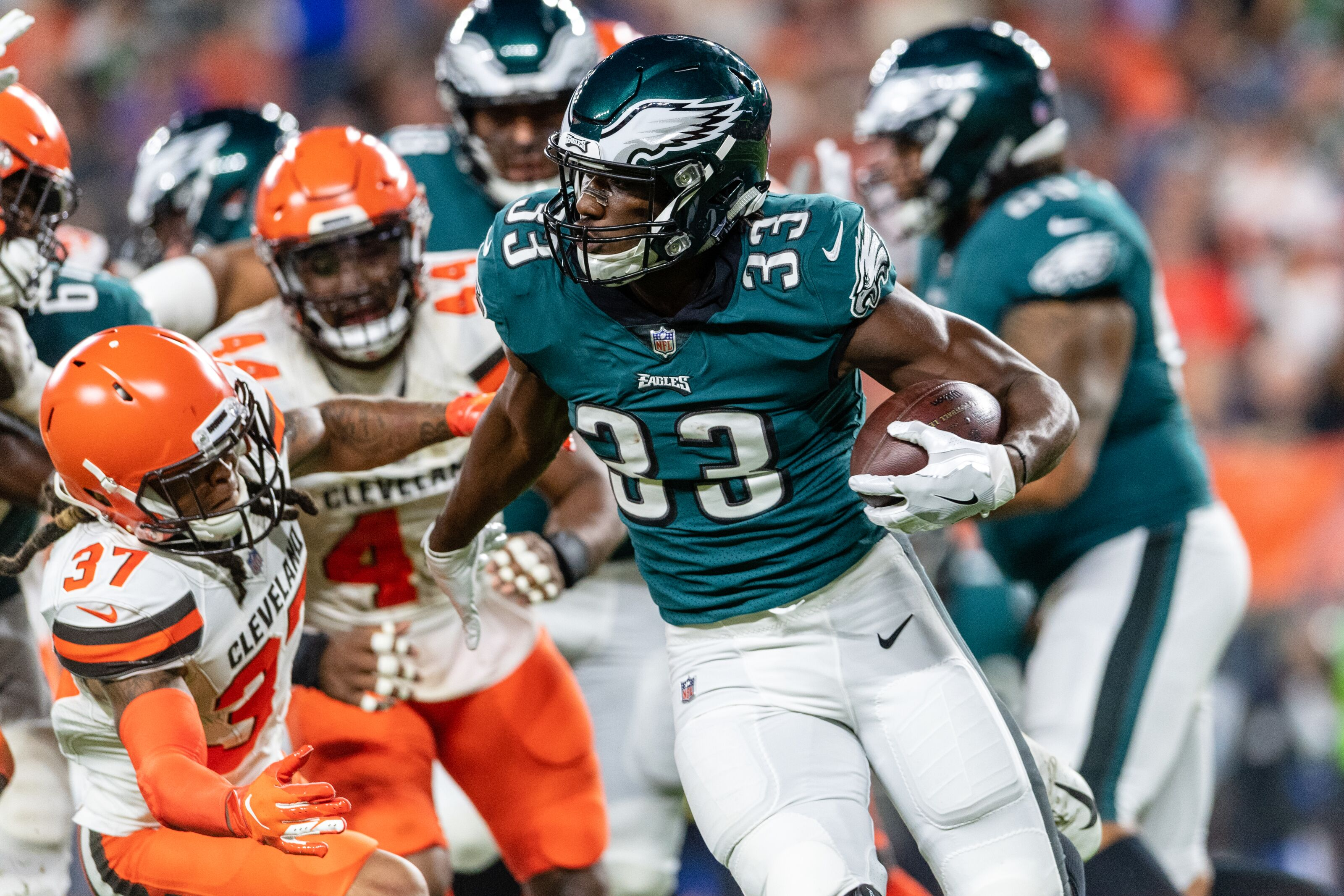 797a1cac150 Philadelphia Eagles news: Josh Adams promoted to active roster