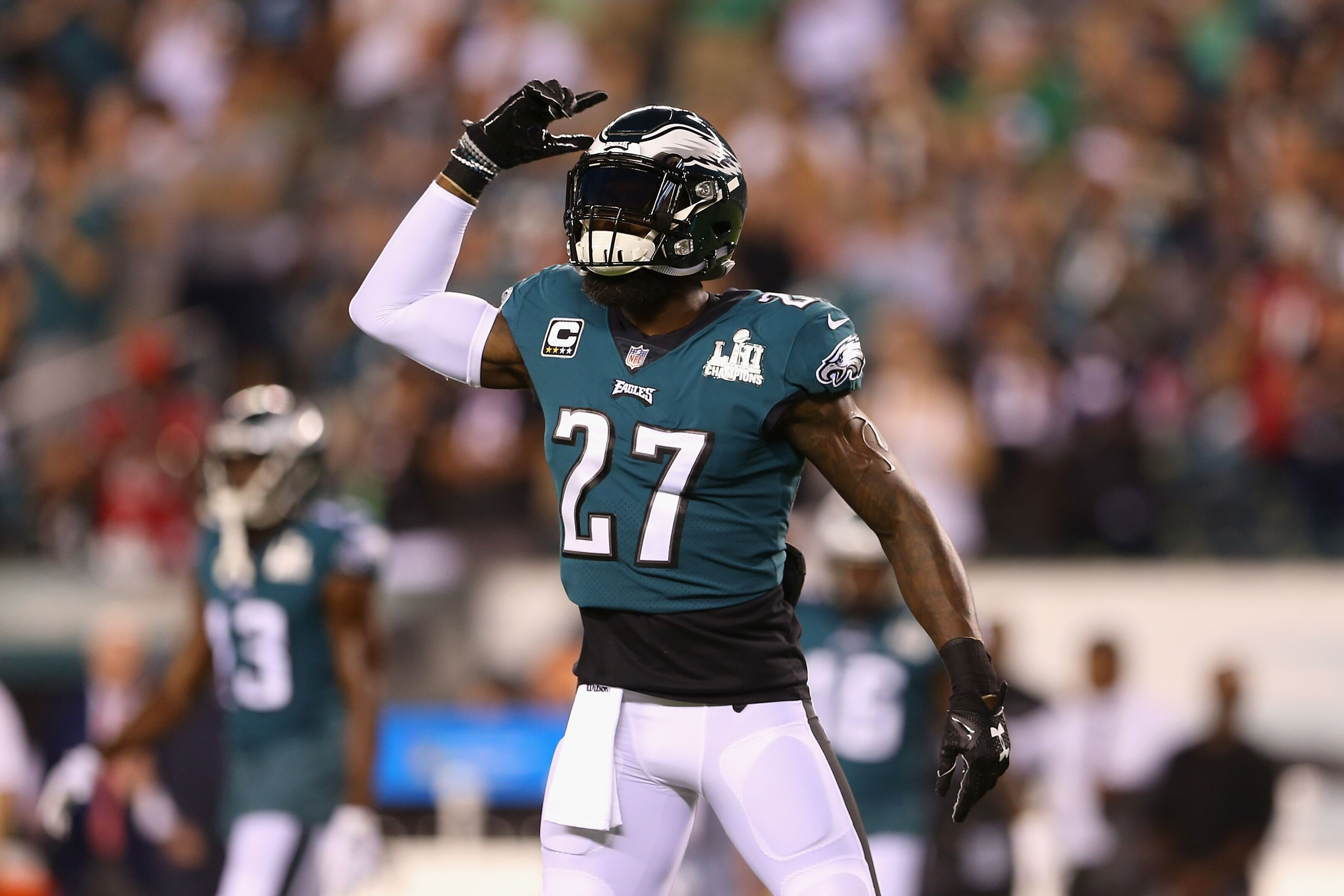 bb7cb9dd626 Malcolm Jenkins' absence from workouts is causing quite a stir
