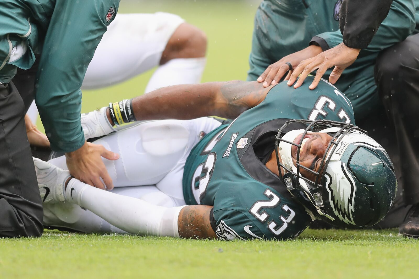 Injuries: The Story of the Philadelphia Eagles' 2018 season